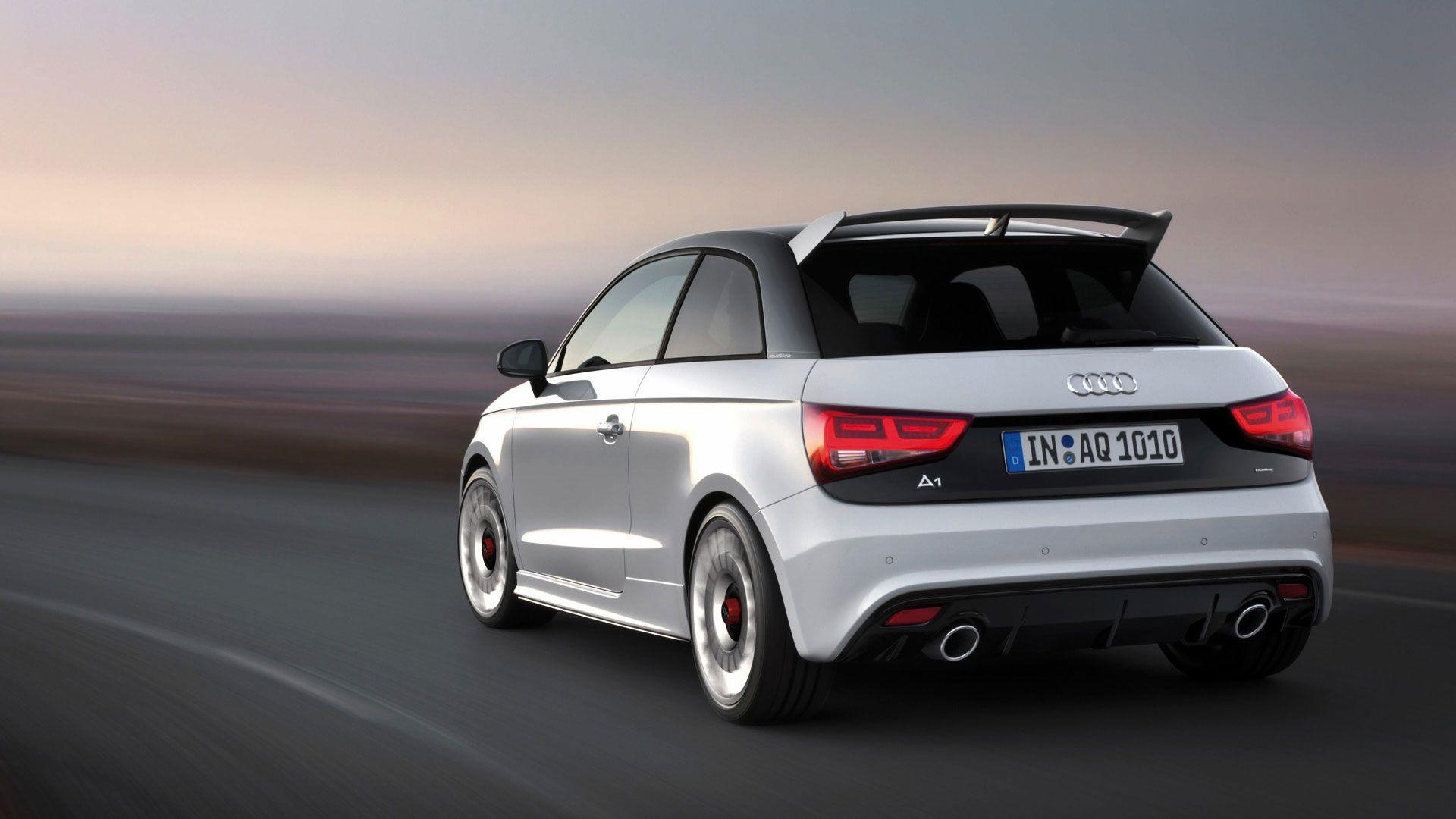 Audi A1 Wallpapers Wallpaper Cave