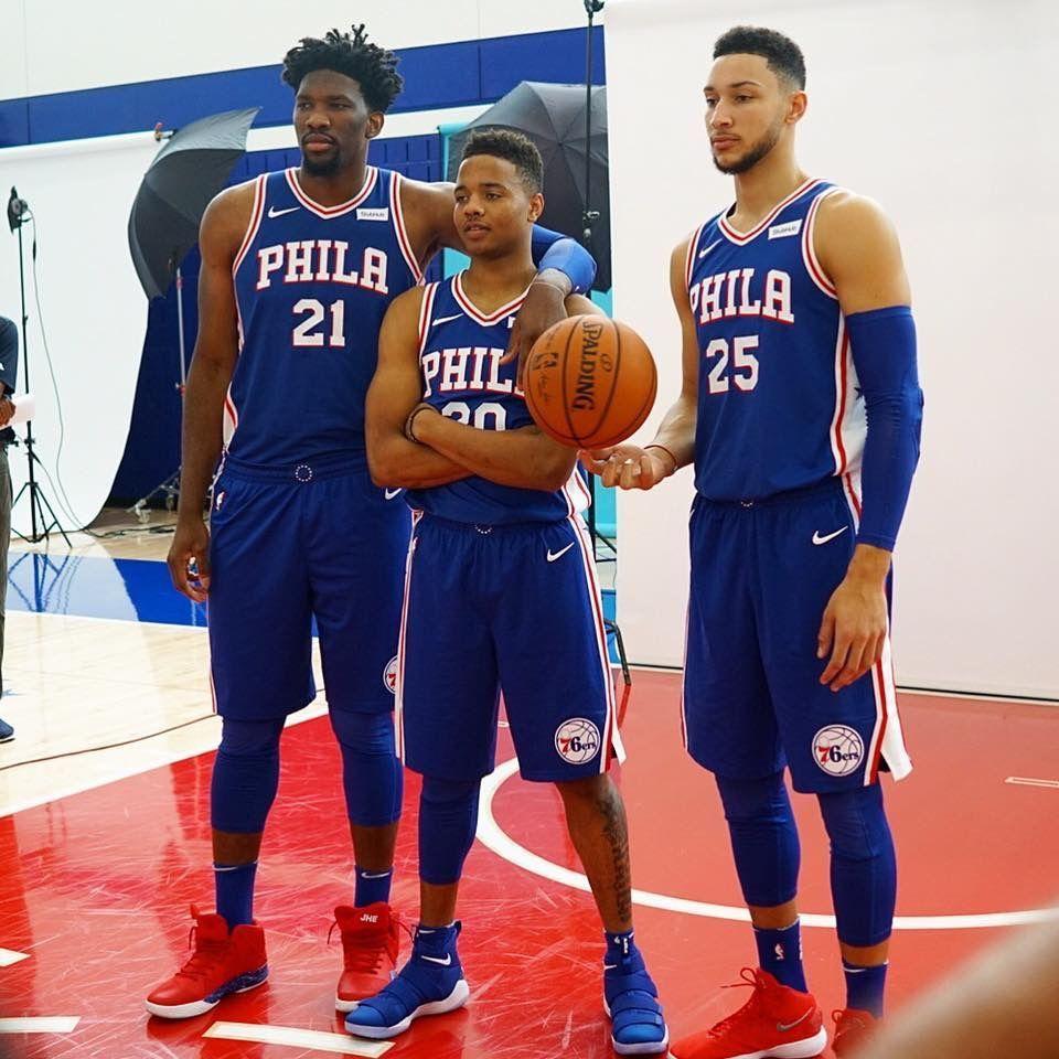 Philadelphia 76ers 2018 Wallpapers Wallpaper Cave