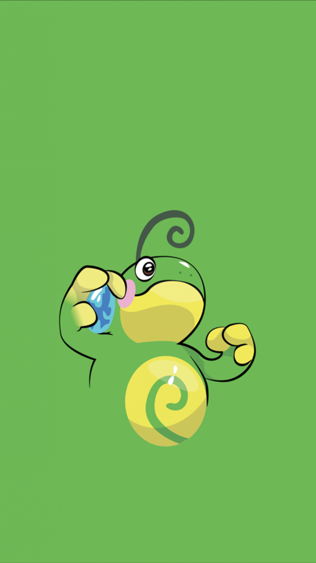 Download Politoed 1080 x 1920 Wallpapers