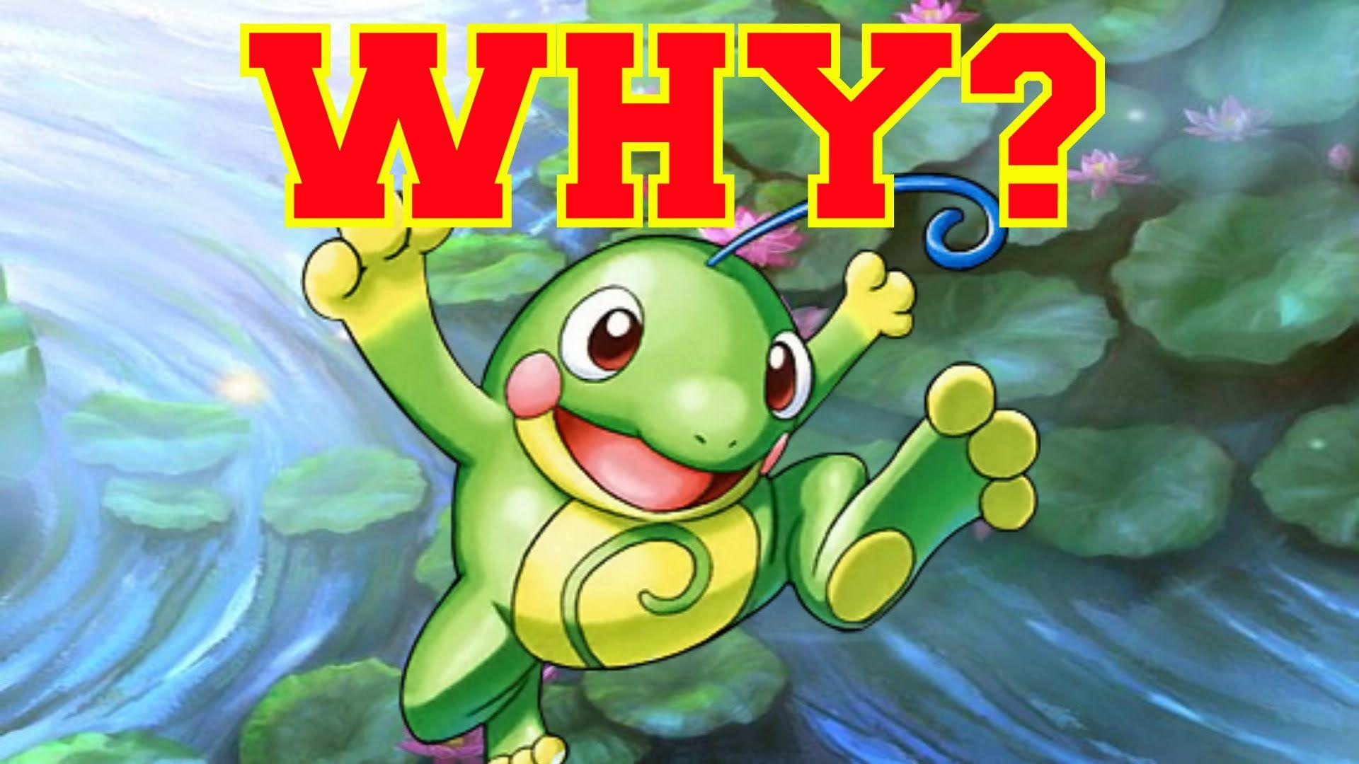 Why MEga Evolve? Politoed