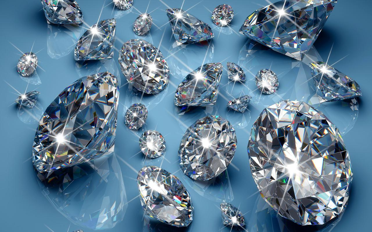 Real Diamond Wallpapers Wallpaper Cave