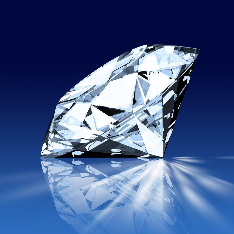 Wollpepar Diamond: Real Diamond Wallpapers