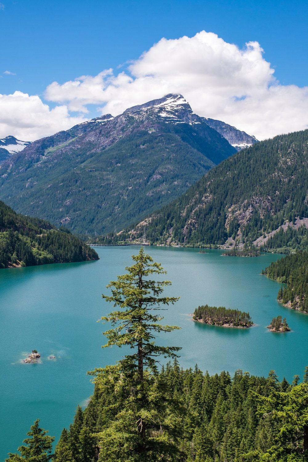 North Cascades National Park Wallpapers - Wallpaper Cave