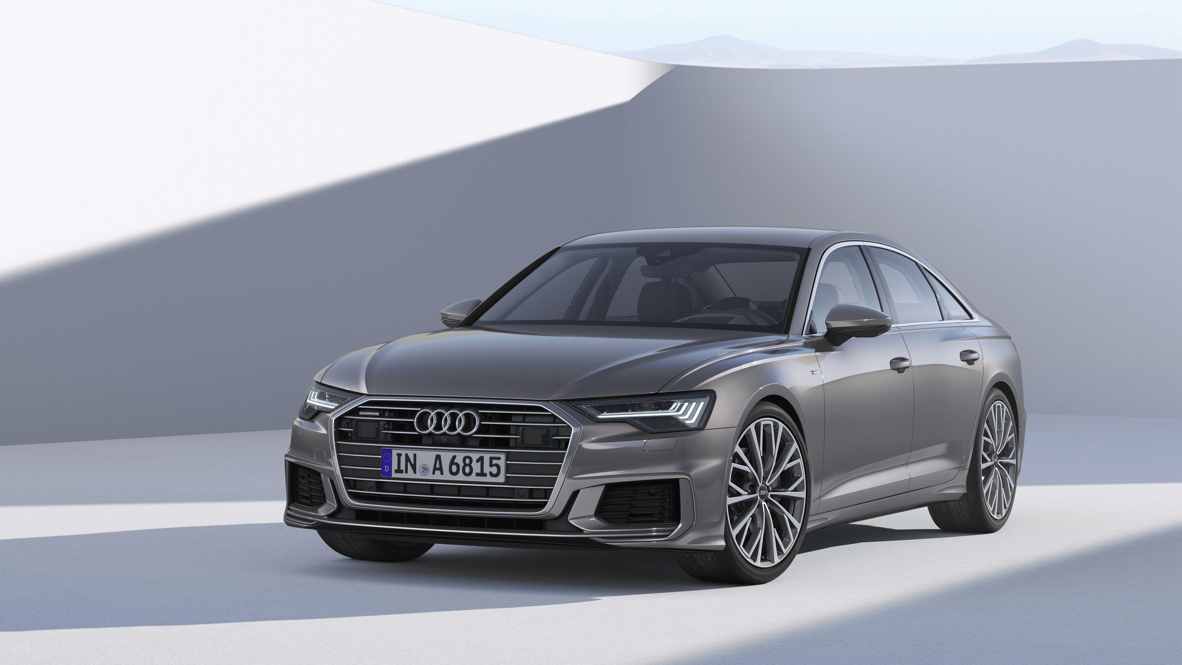 Audi A6 2018 Wallpapers Wallpaper Cave