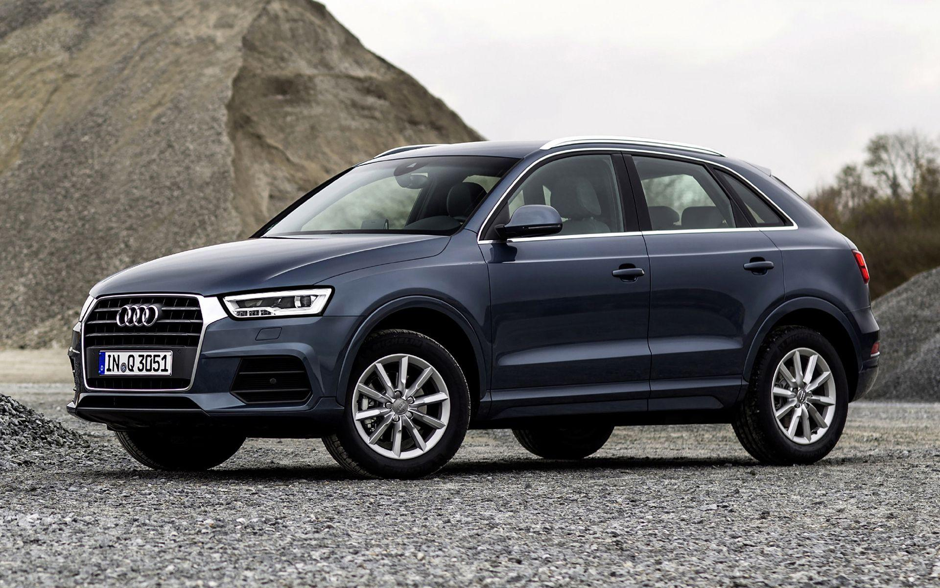 Audi Q3 (2015) Wallpapers and HD Images - Car Pixel