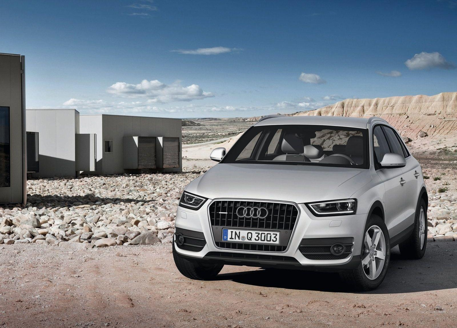Audi Q3 HD Wallpapers | The World of Audi