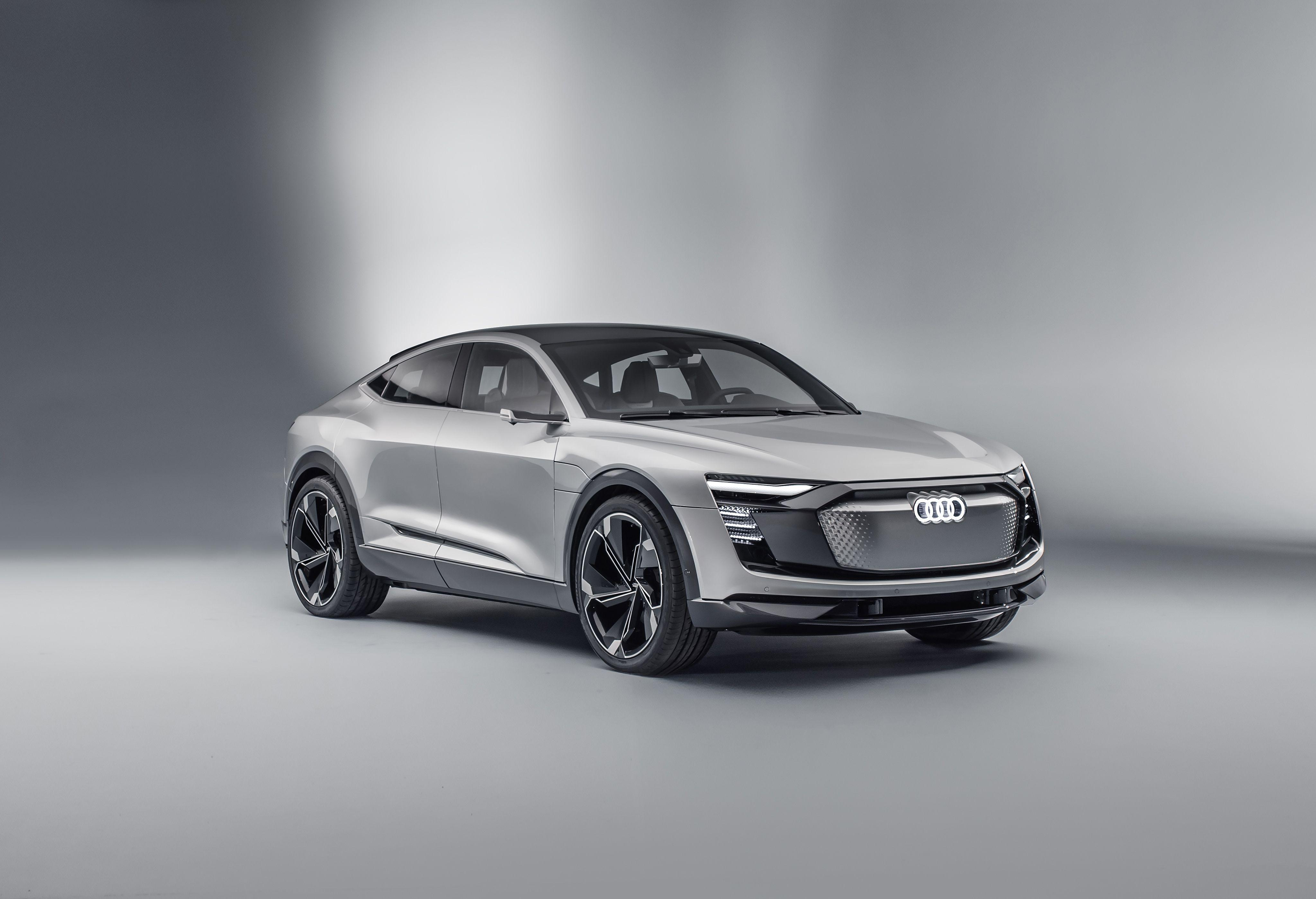 Audi E Tron Wallpapers Wallpaper Cave