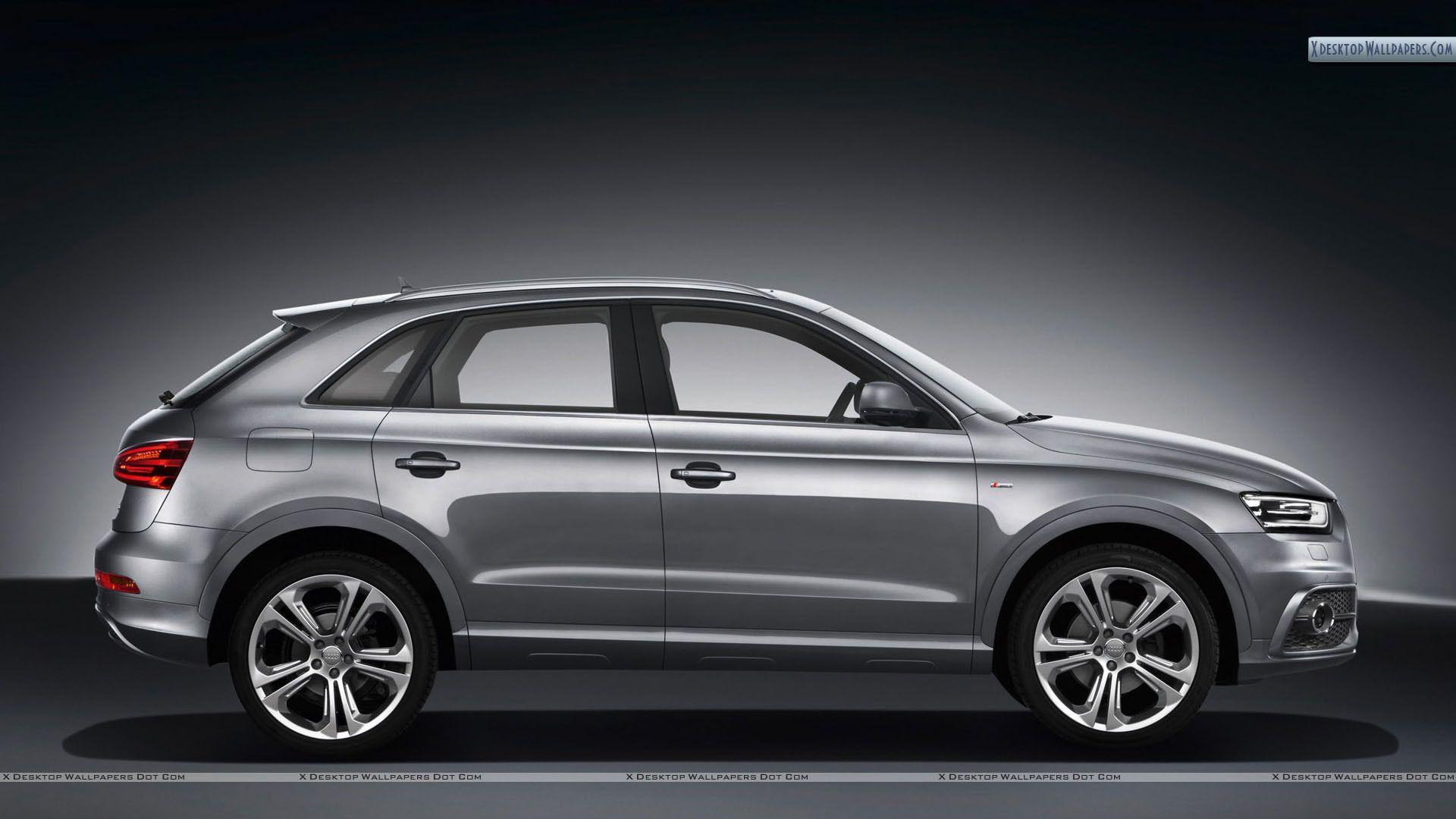 New car Audi q3 wallpapers and images - wallpapers, pictures, photos