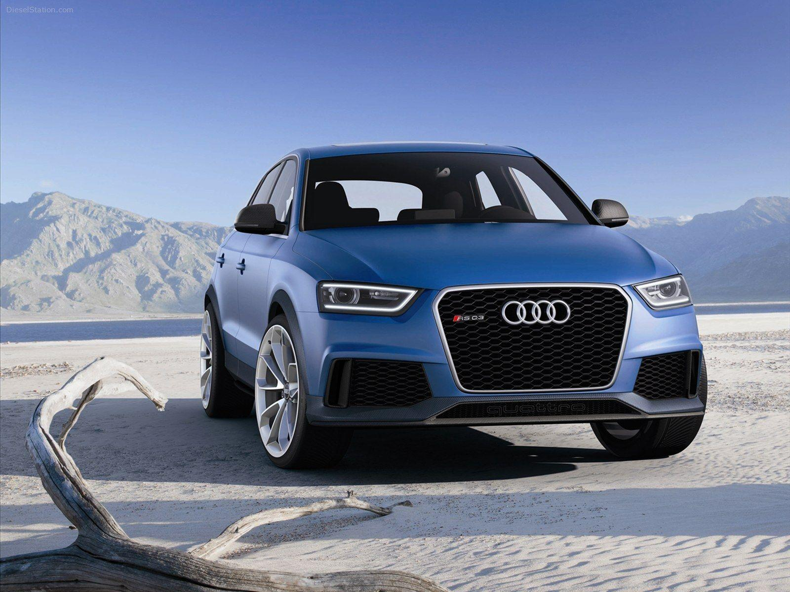 Audi RS Q3 Concept 2012 Exotic Car Wallpapers #08 of 42 : Diesel ...