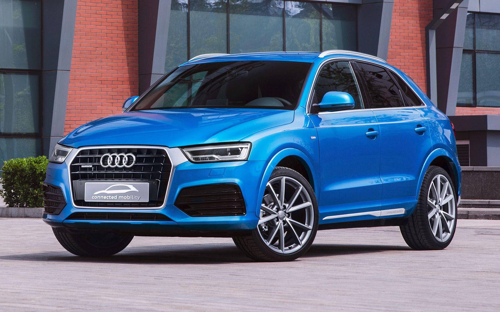 Audi Q3 connected mobility concept (2016) Wallpapers and HD Images ...