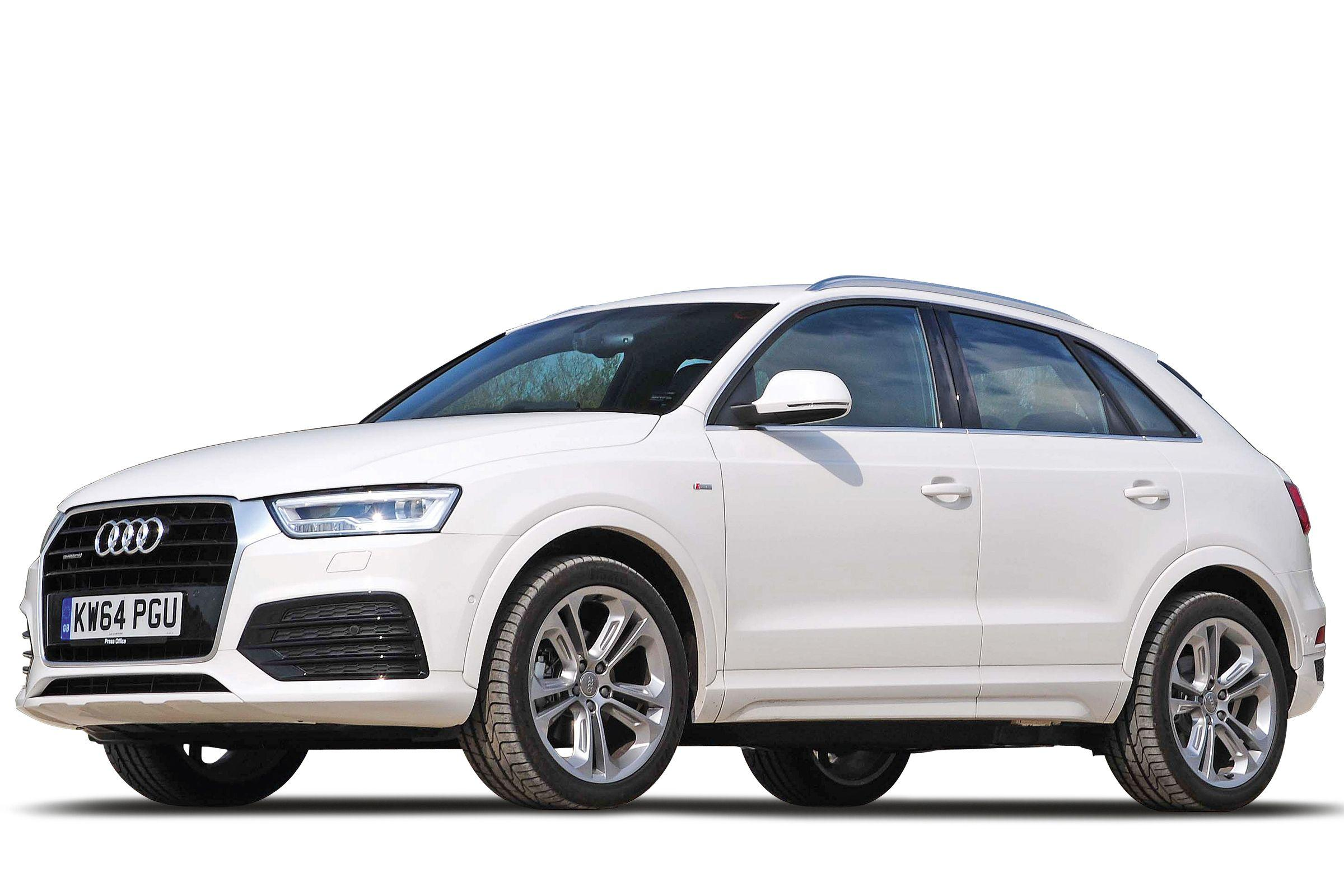 Audi Q3 SUV review | Carbuyer