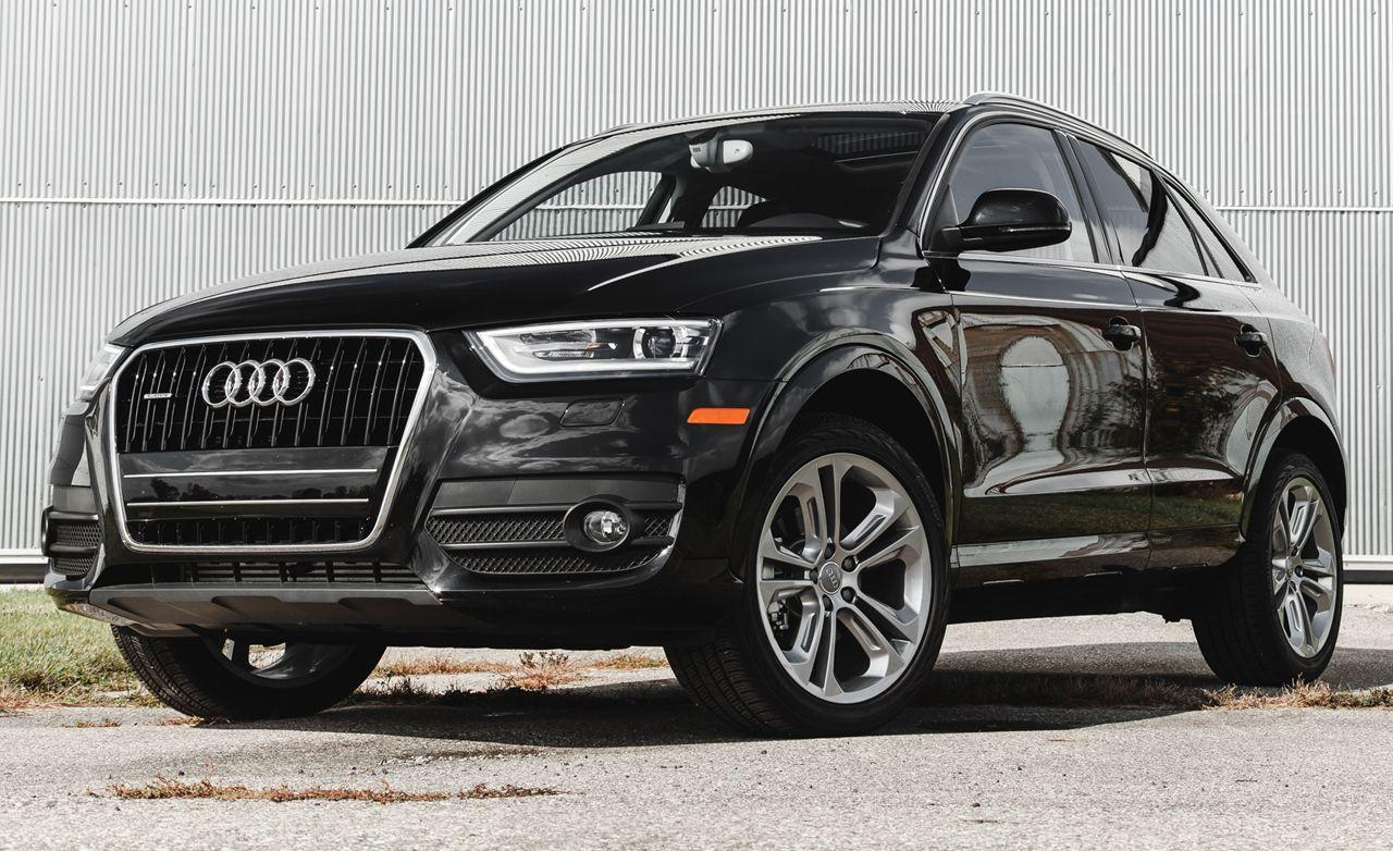 Audi Q3 Hd Wallpapers Images Pics And Photos Gallery Collection ...