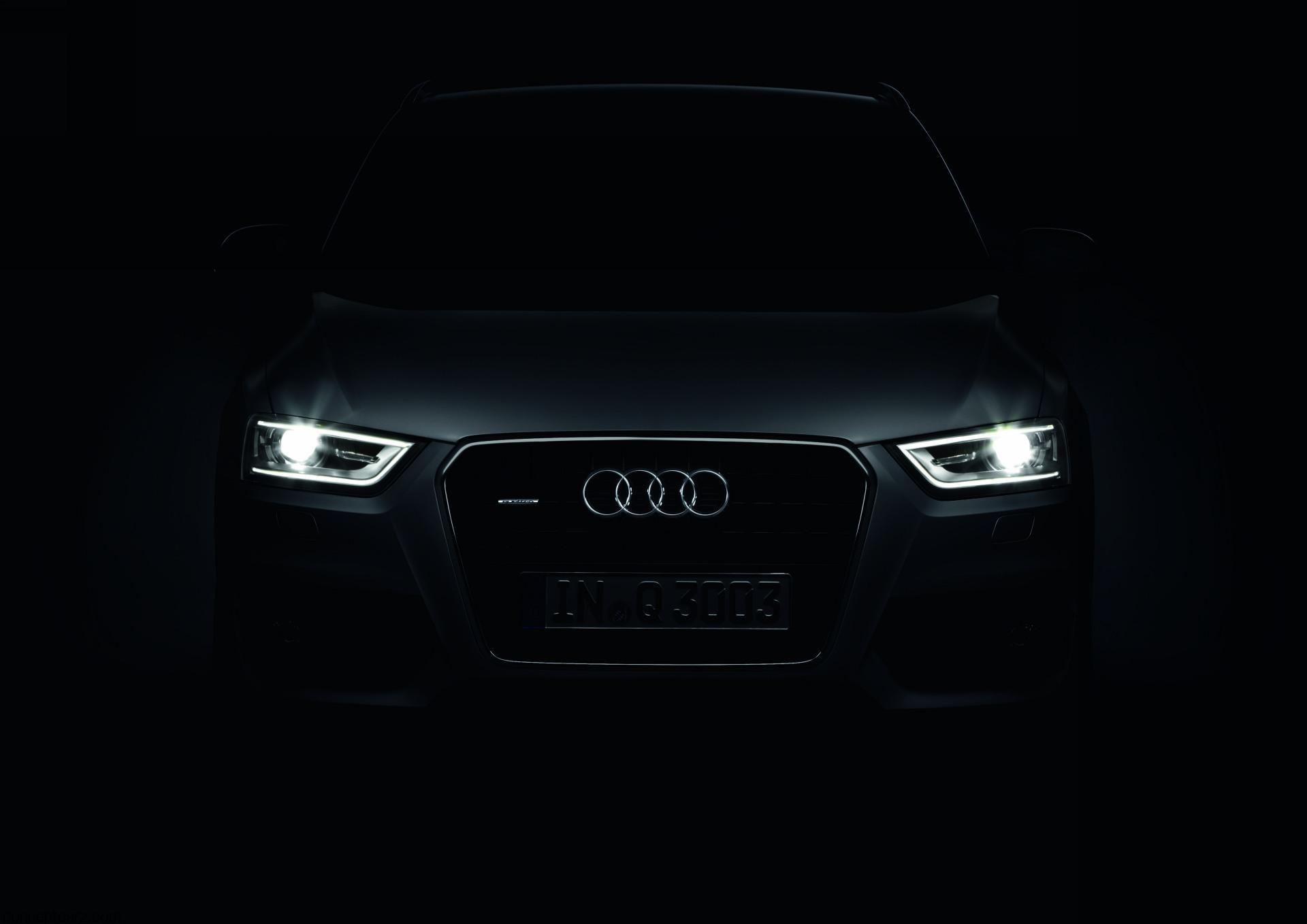 Reliable car Audi q3 wallpapers and images - wallpapers, pictures ...