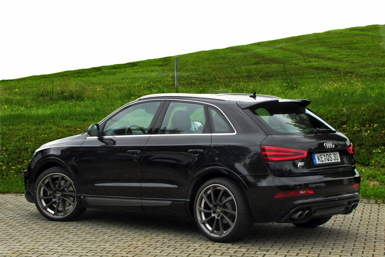 Audi Q3 by ABT Sportsline 2012 photo 82633 pictures at high resolution