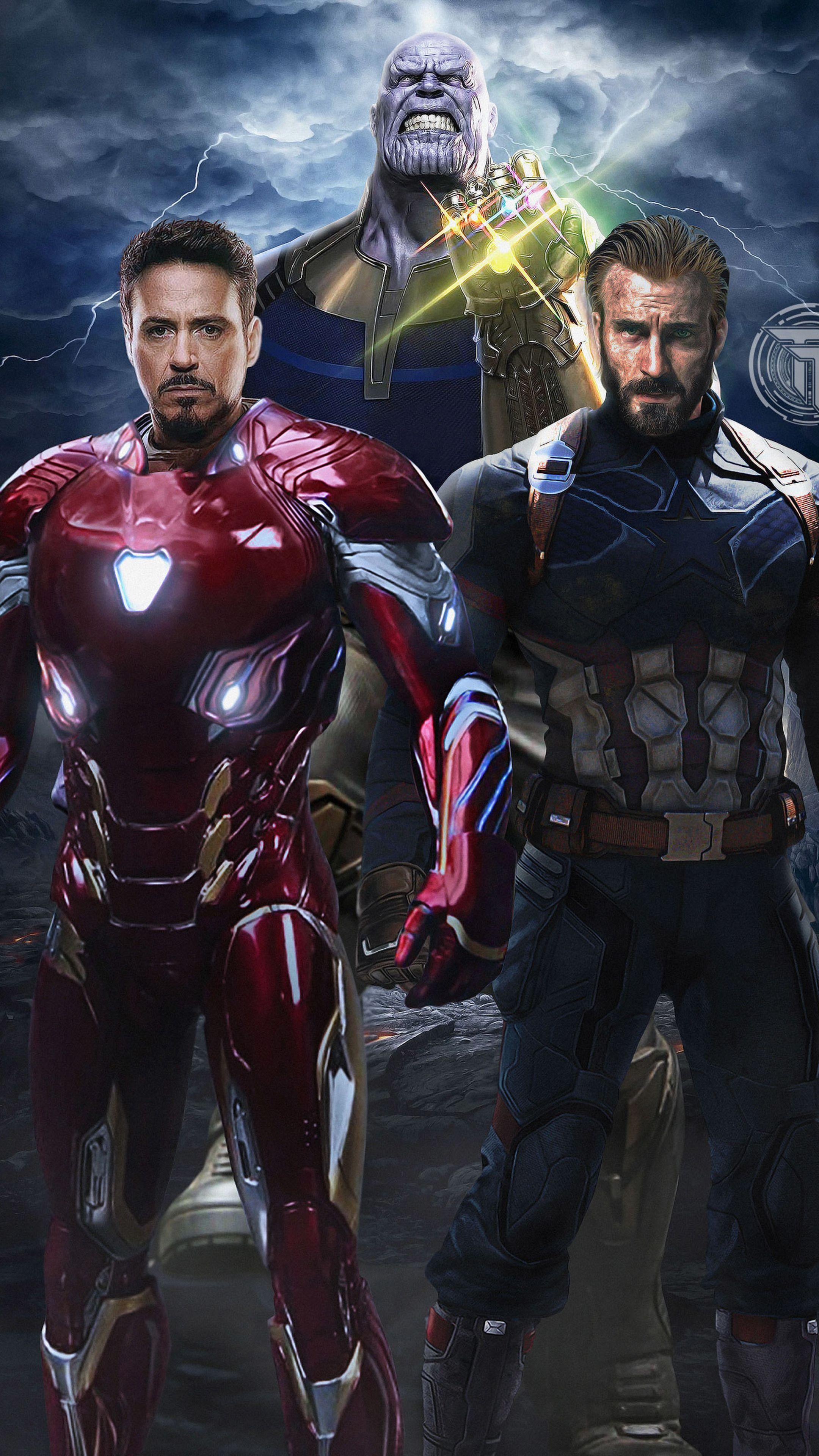 Avengers Desktop Wallpapers on