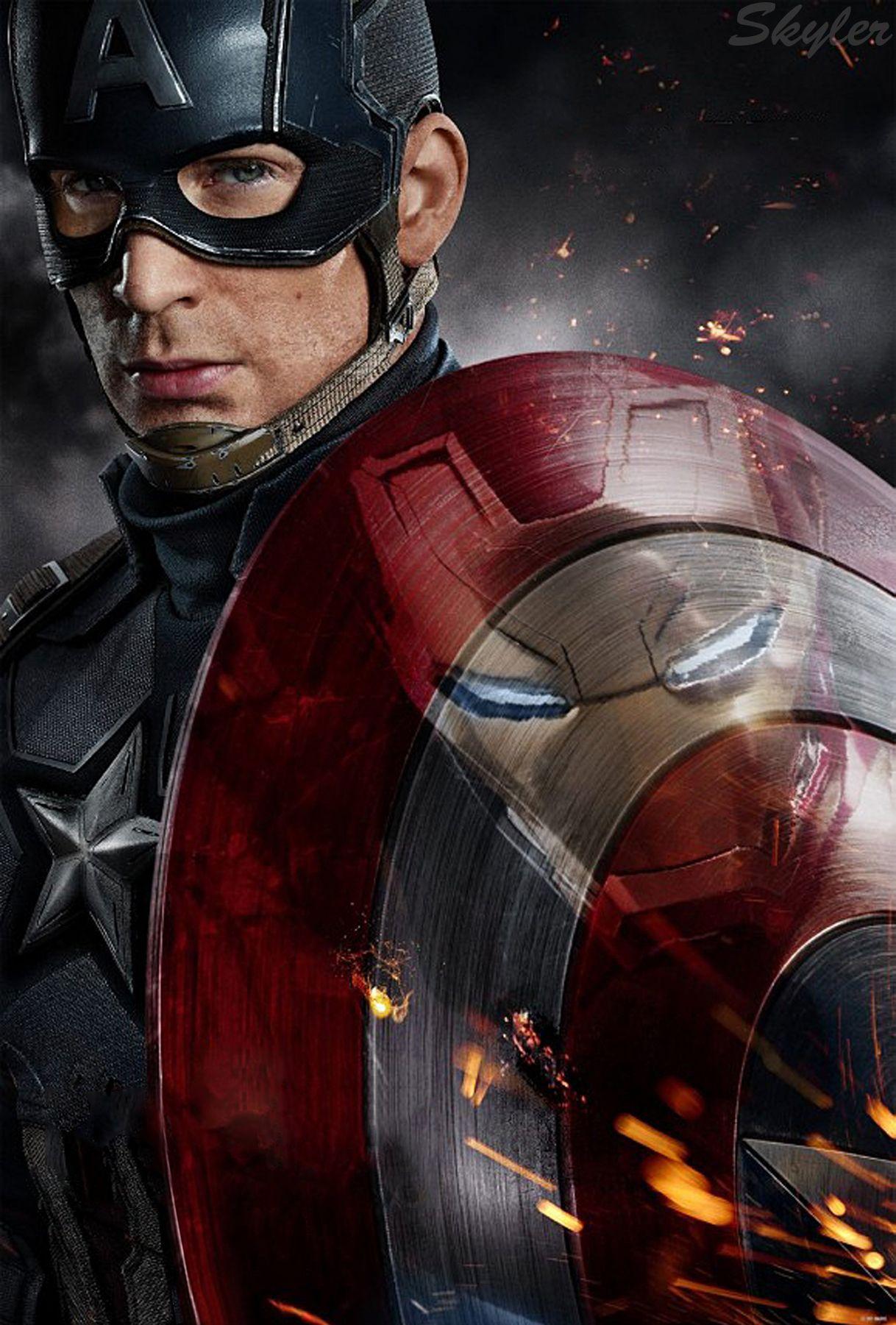 Captain America Infinity War Wallpapers Wallpaper Cave