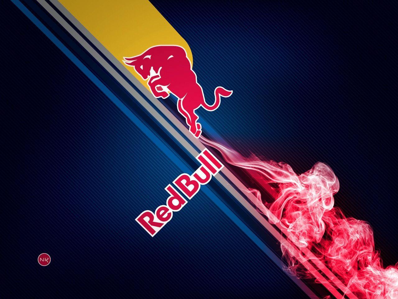 Red Bull Racing Logo Wallpapers - Wallpaper Cave
