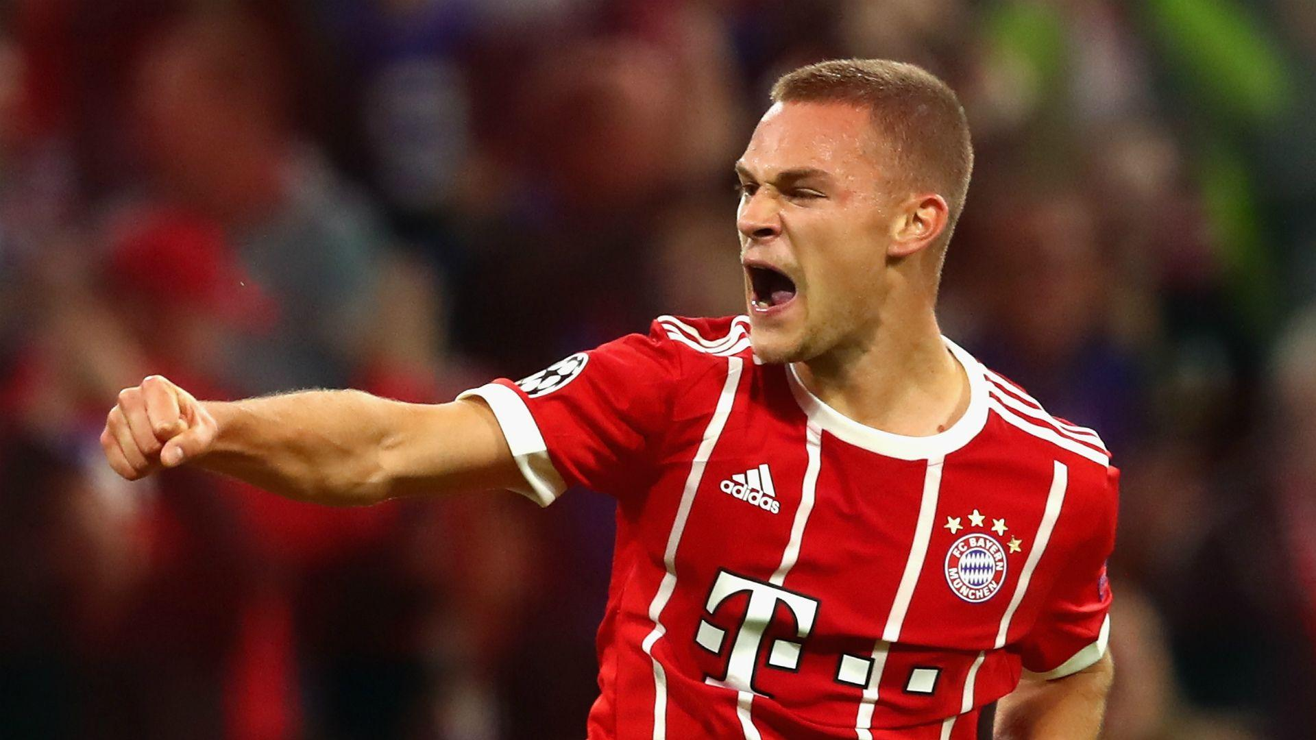 Joshua Kimmich Wallpaper