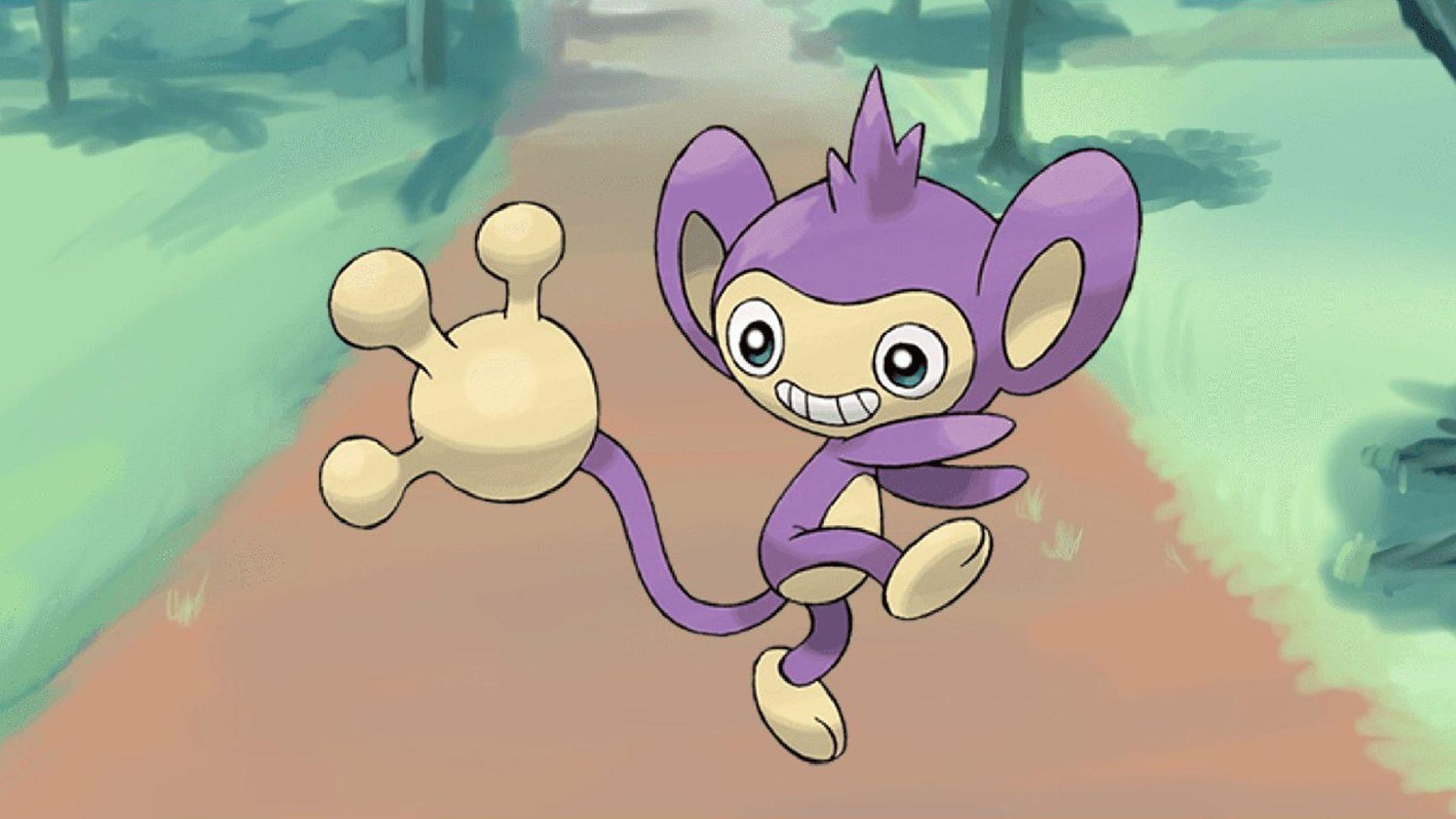 Aipom Full HD