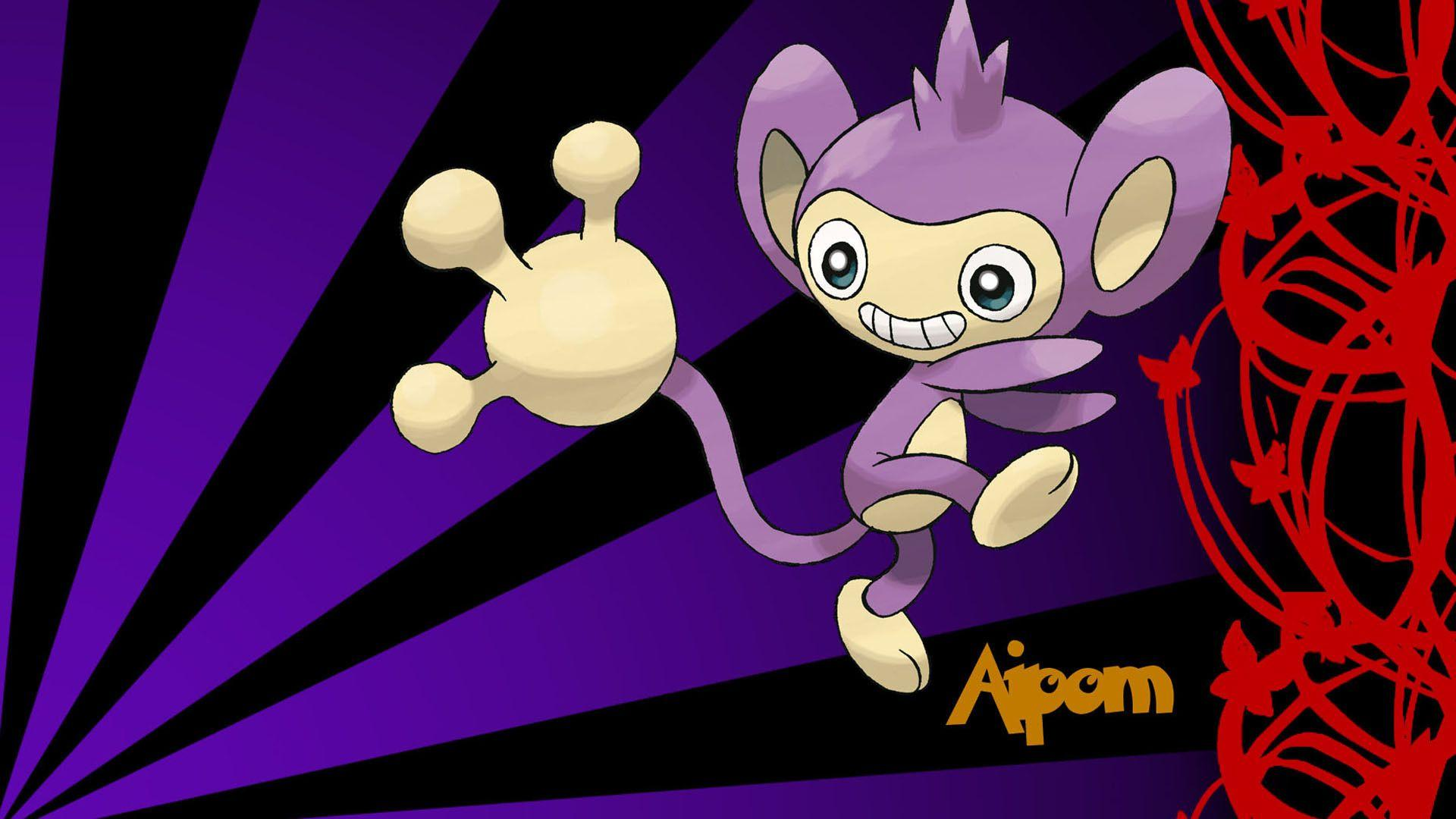 Aipom Wallpapers Images Photos Pictures Backgrounds