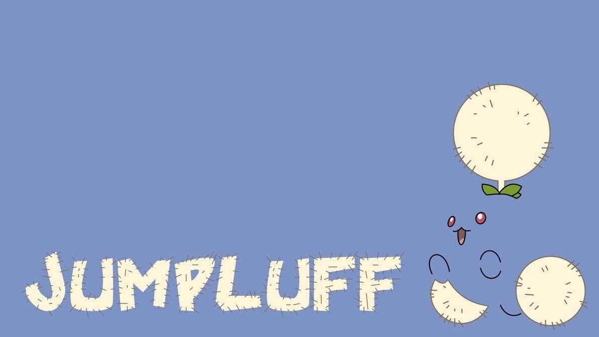 Jumpluff Wallpaper by juanfrbarros on DeviantArt