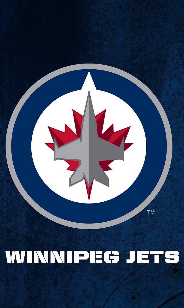 Winnipeg jets logo wallpapers wallpaper cave - Winnipeg jets wallpaper ...