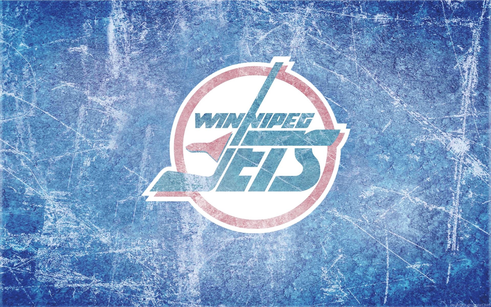 Winnipeg Jets Logo Wallpapers Wallpaper Cave