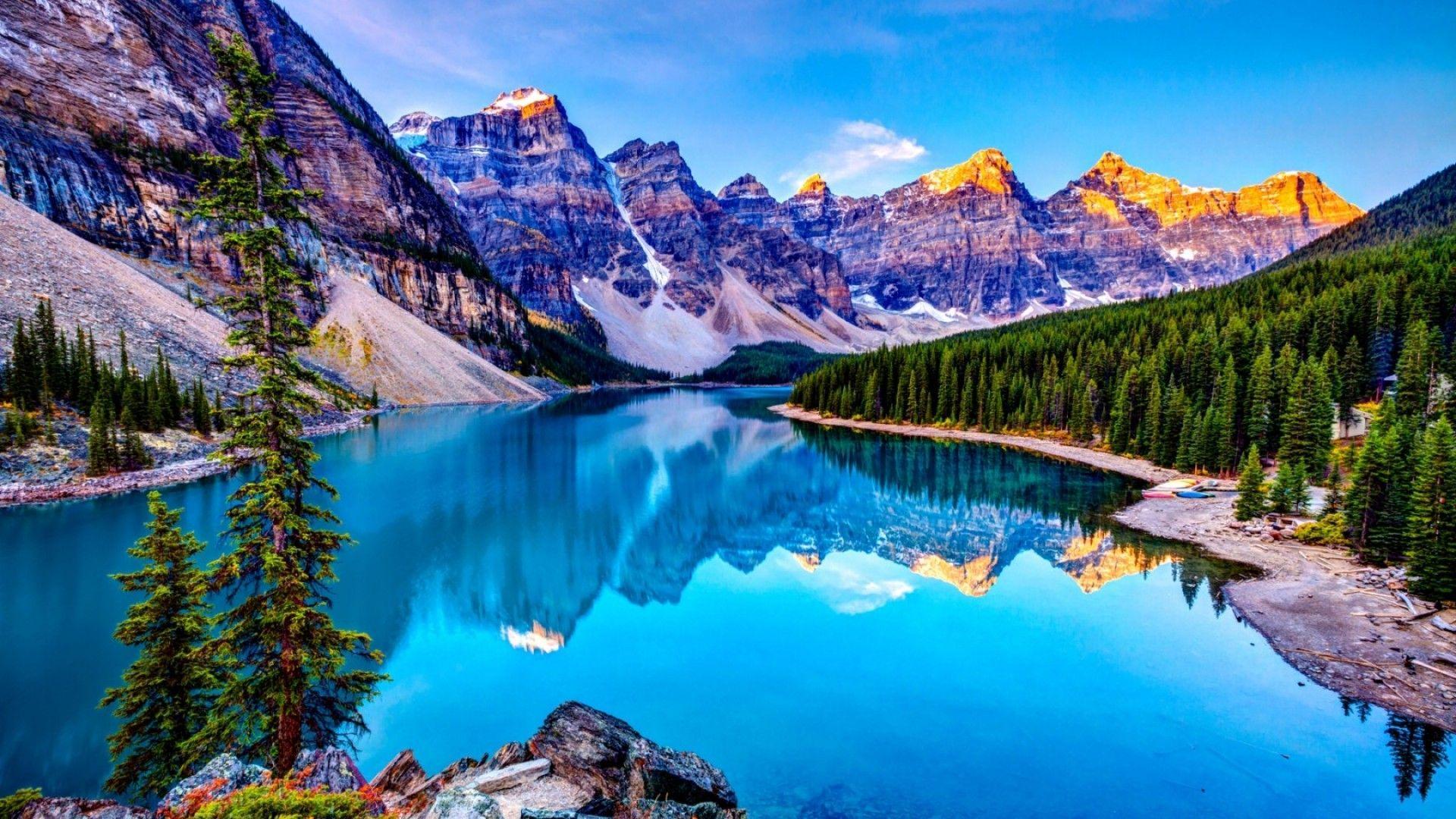 Rocky Mountain National Park HD