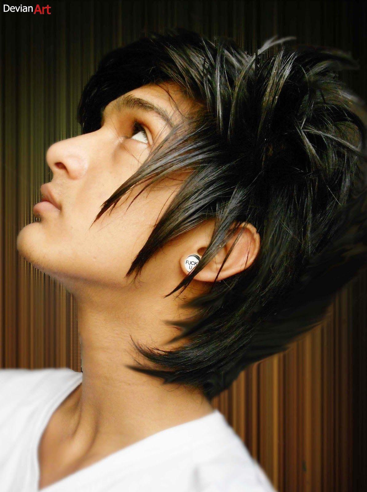 Emo boy2