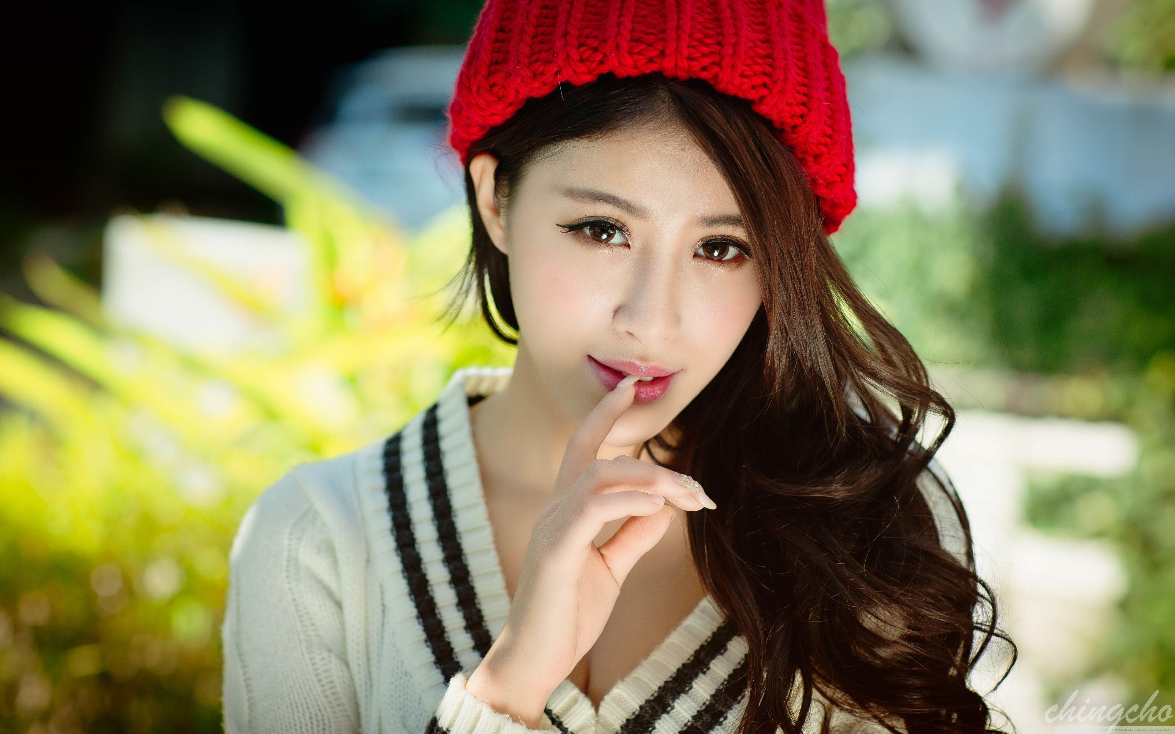 Chinese girl wallpapers wallpaper cave - Asian girl 4k ...
