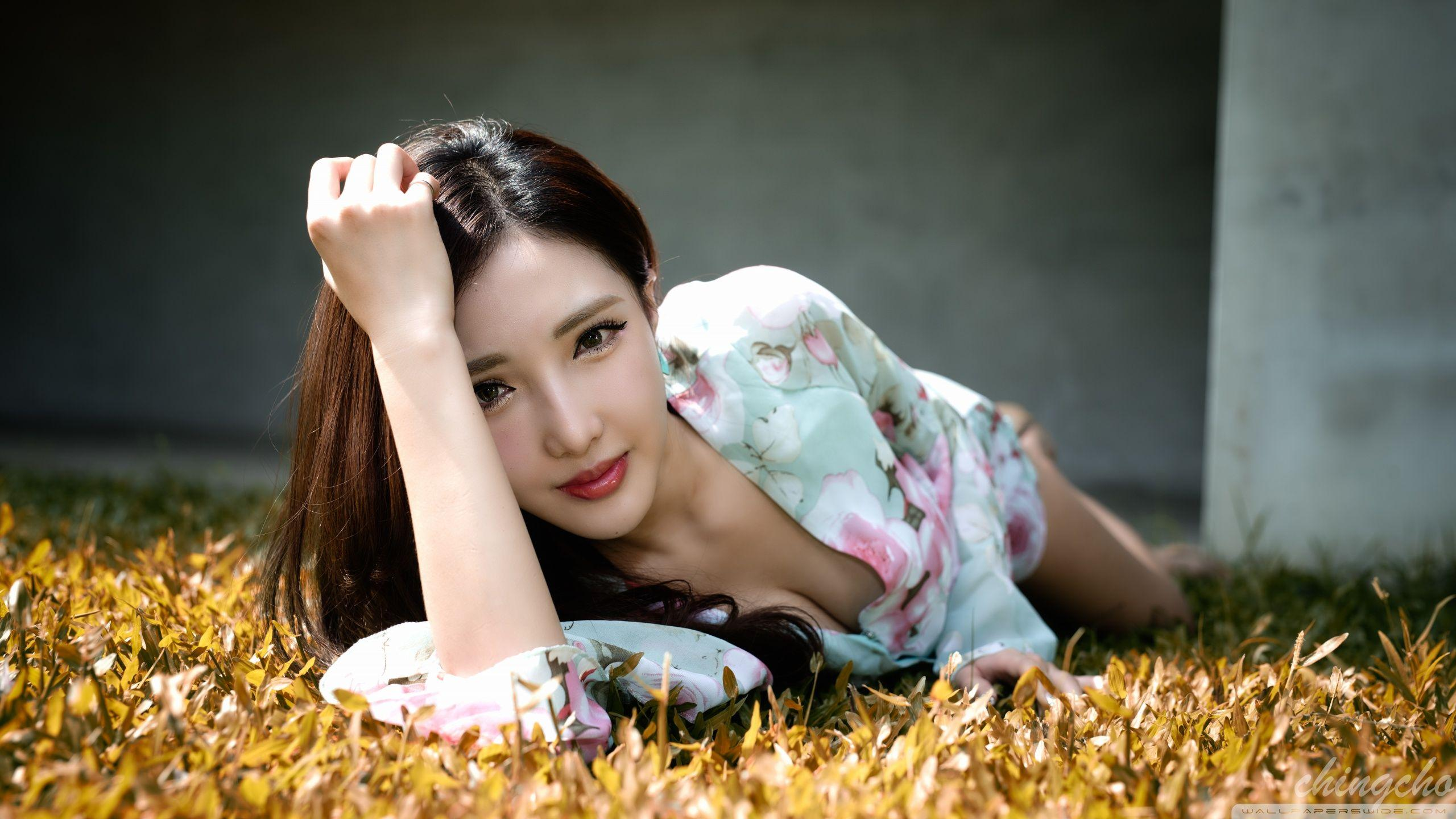 Chinese Girl Wallpapers Wallpaper Cave