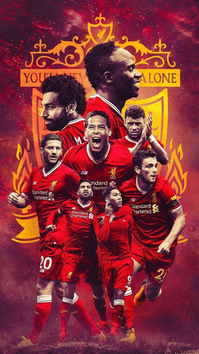 Liverpool 2018 Wallpapers - Wallpaper Cave