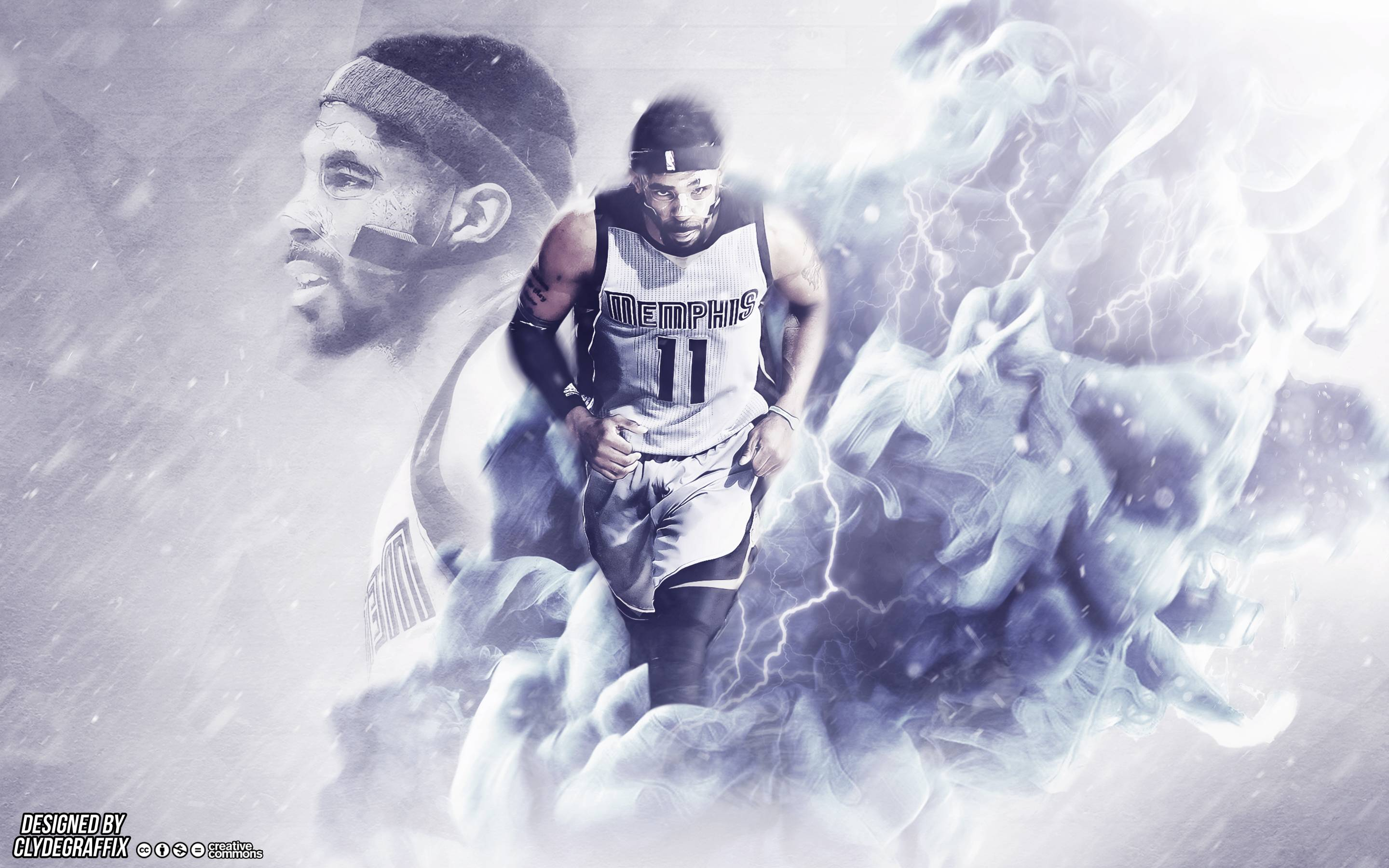 Check out my Mike Conley wallpaper that I made and let me know what ...