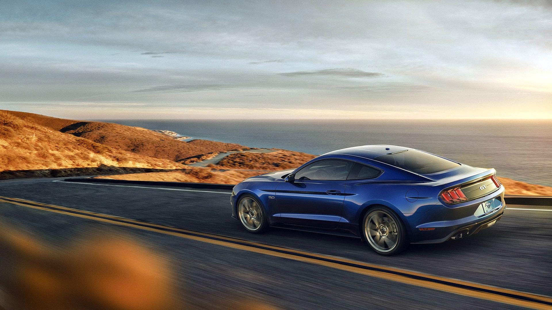 2018 Ford Mustang GT Wallpapers & HD Image