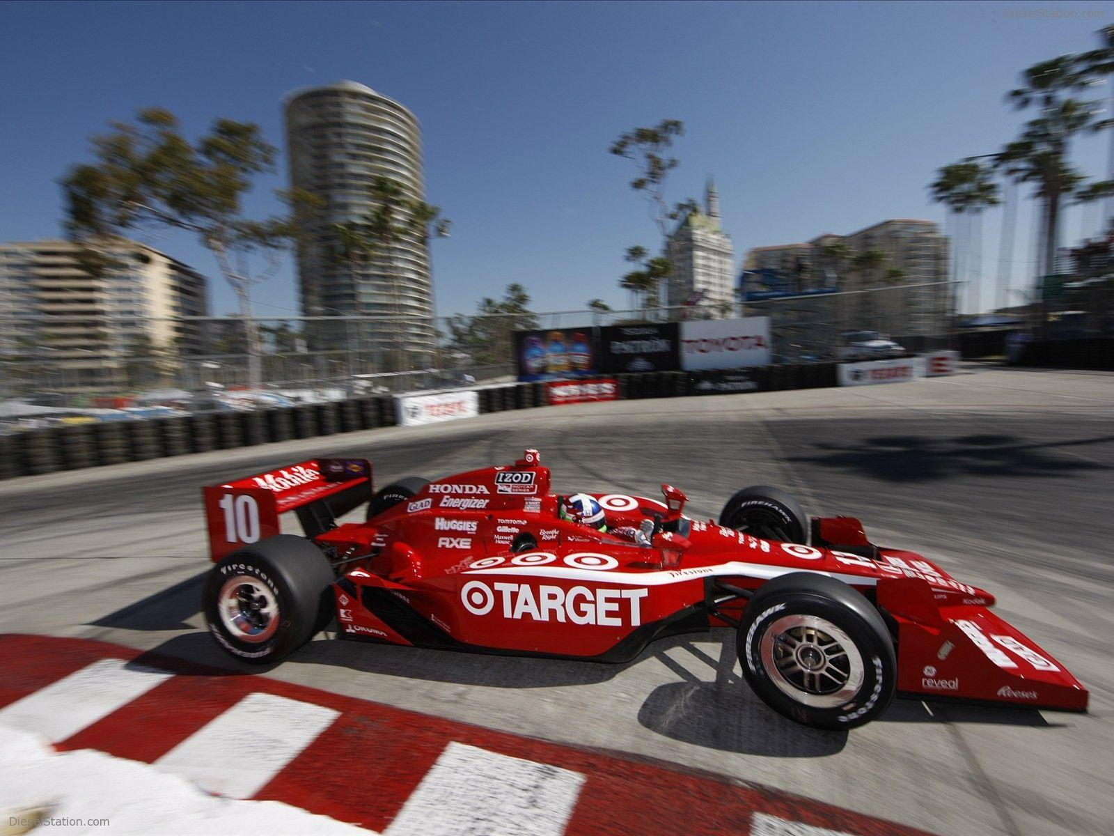 Honda Racing IndyCar Long Beach 2011 Exotic Car Wallpaper #09 of .