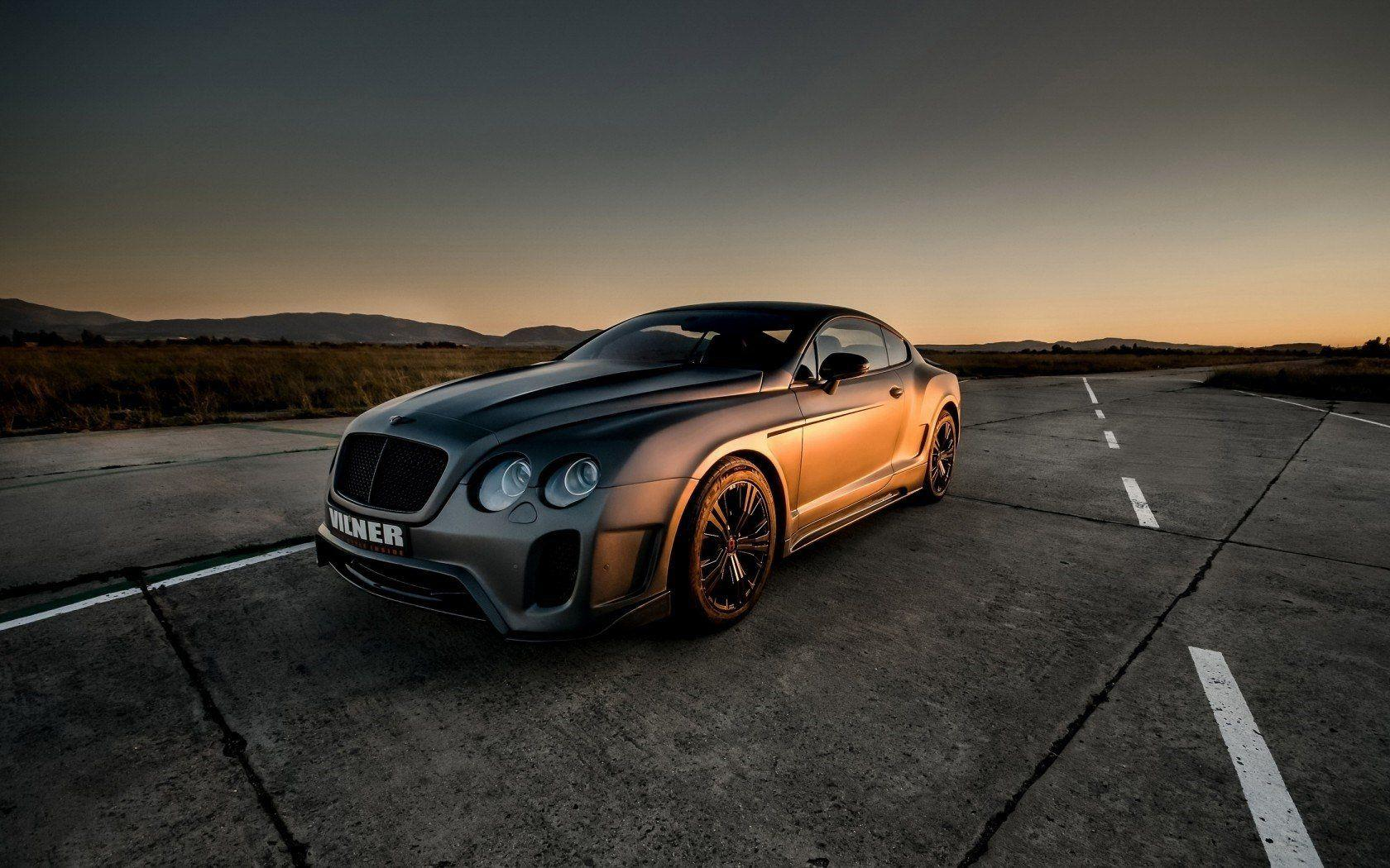 84 Bentley Continental GT HD Wallpapers | Background Images ...