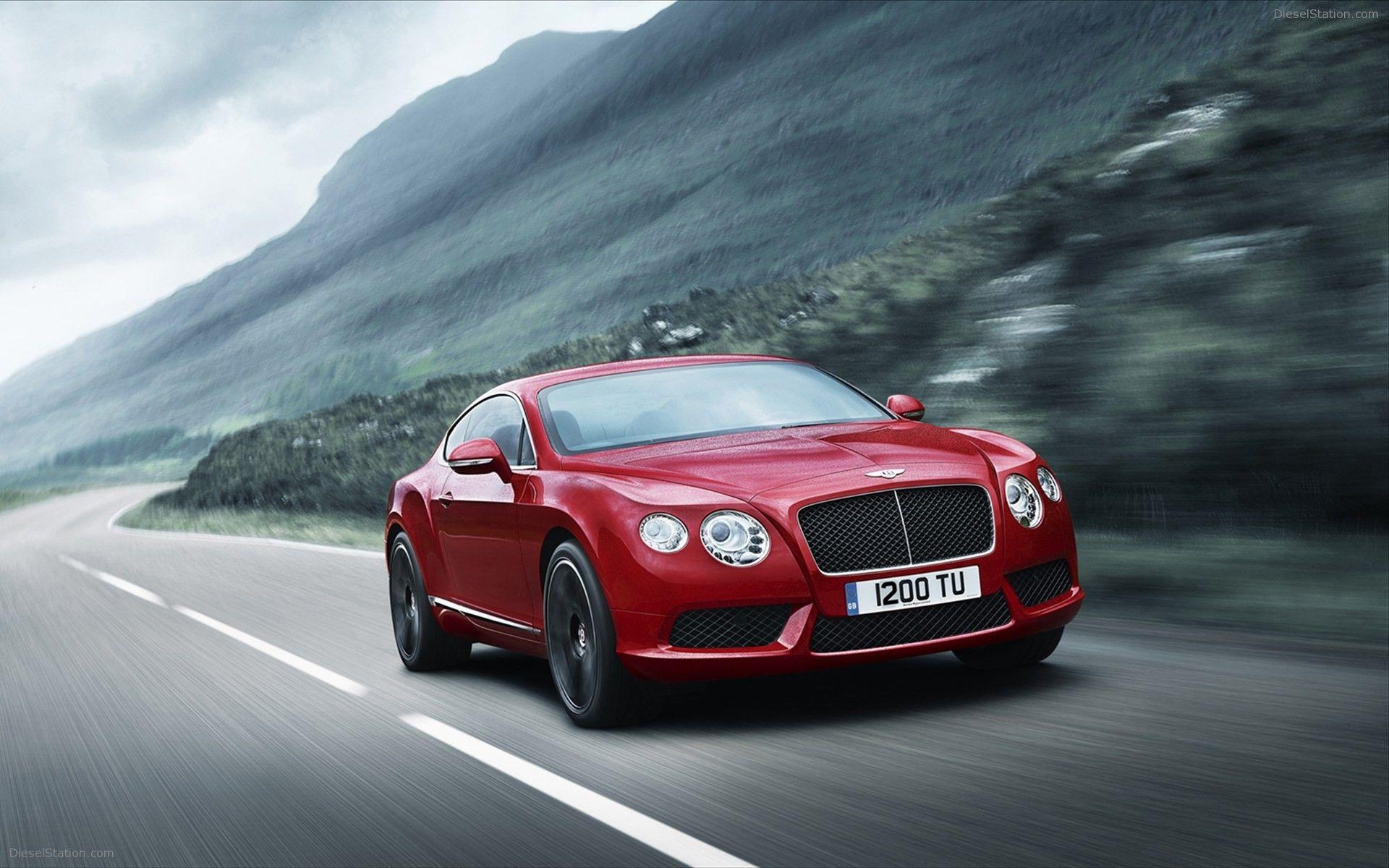 2012 Bentley Continental GT V8 2 Wallpaper | HD Car Wallpapers