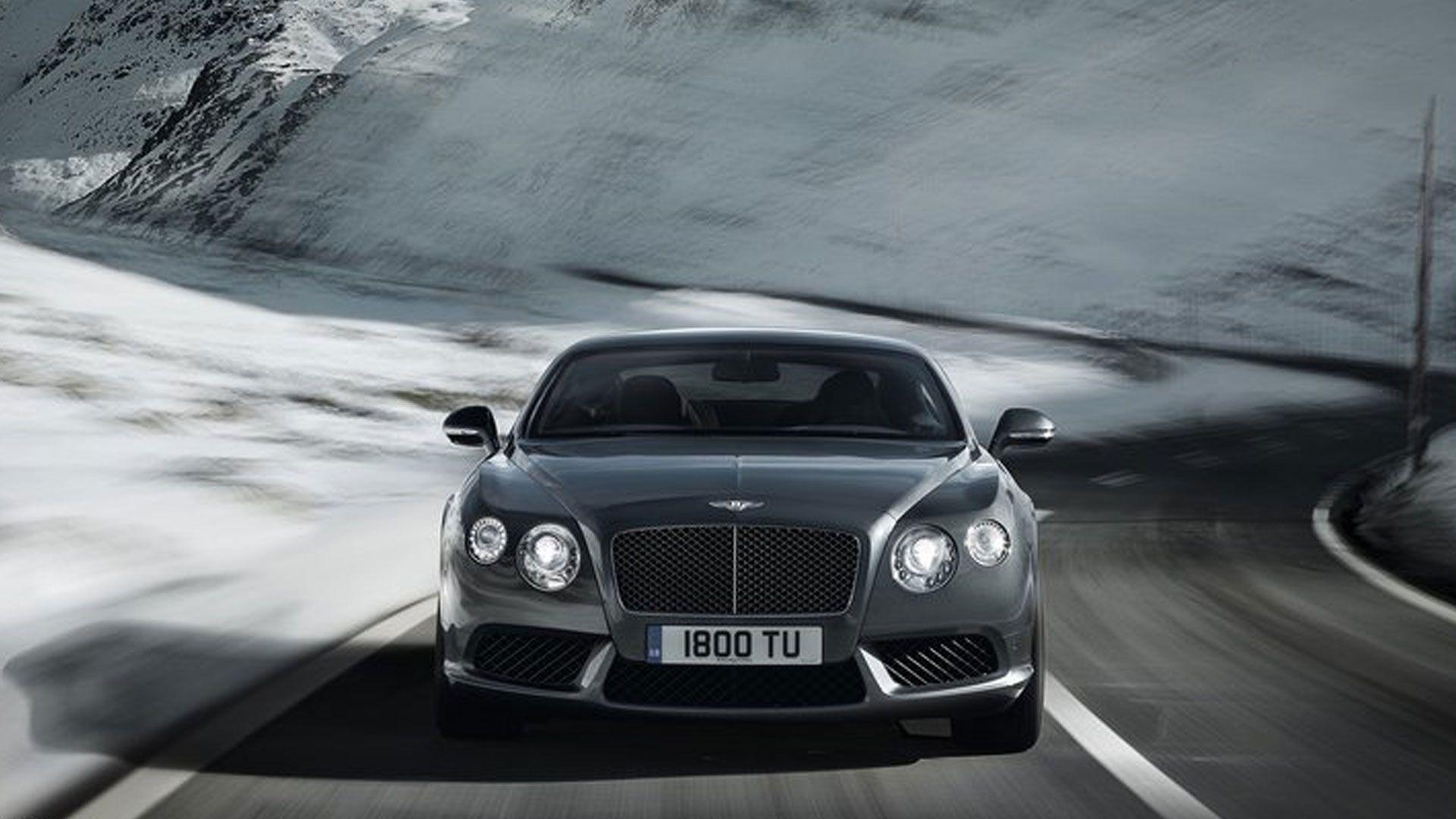 89 Bentley Continental GT Speed HD Wallpapers | Background Images ...
