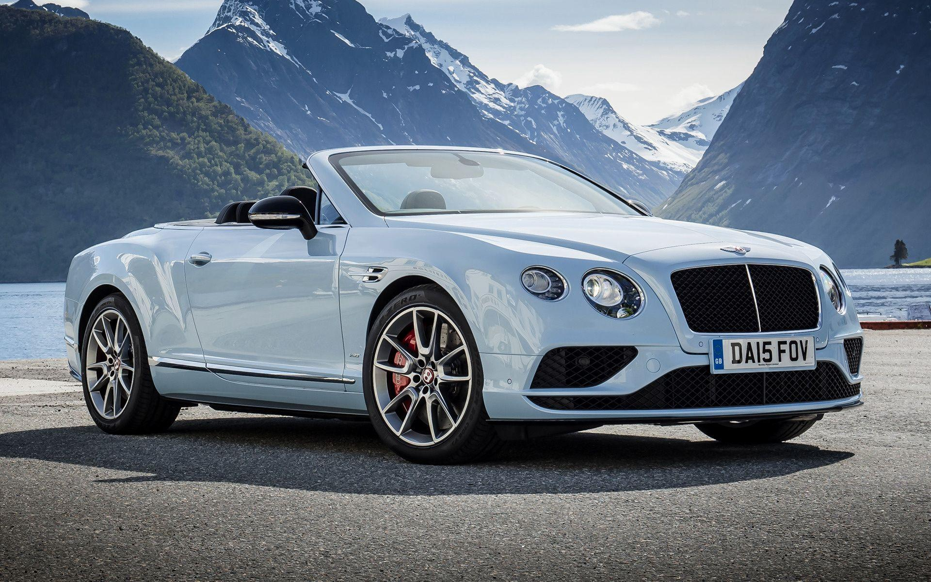 Bentley Continental GT V8 S Convertible (2015) Wallpapers and HD ...