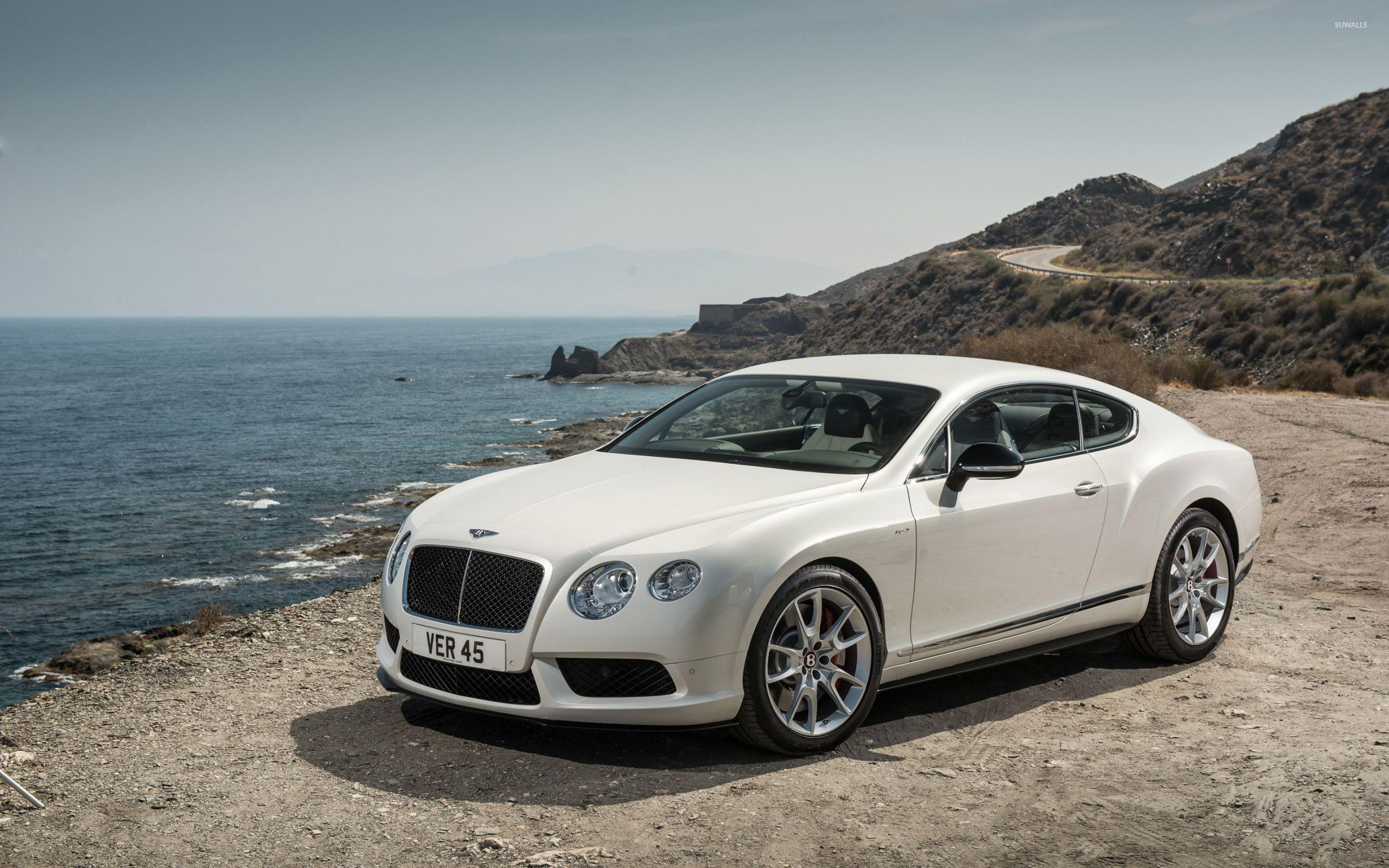2014 Bentley Continental GT V8 wallpaper - Car wallpapers - #23832