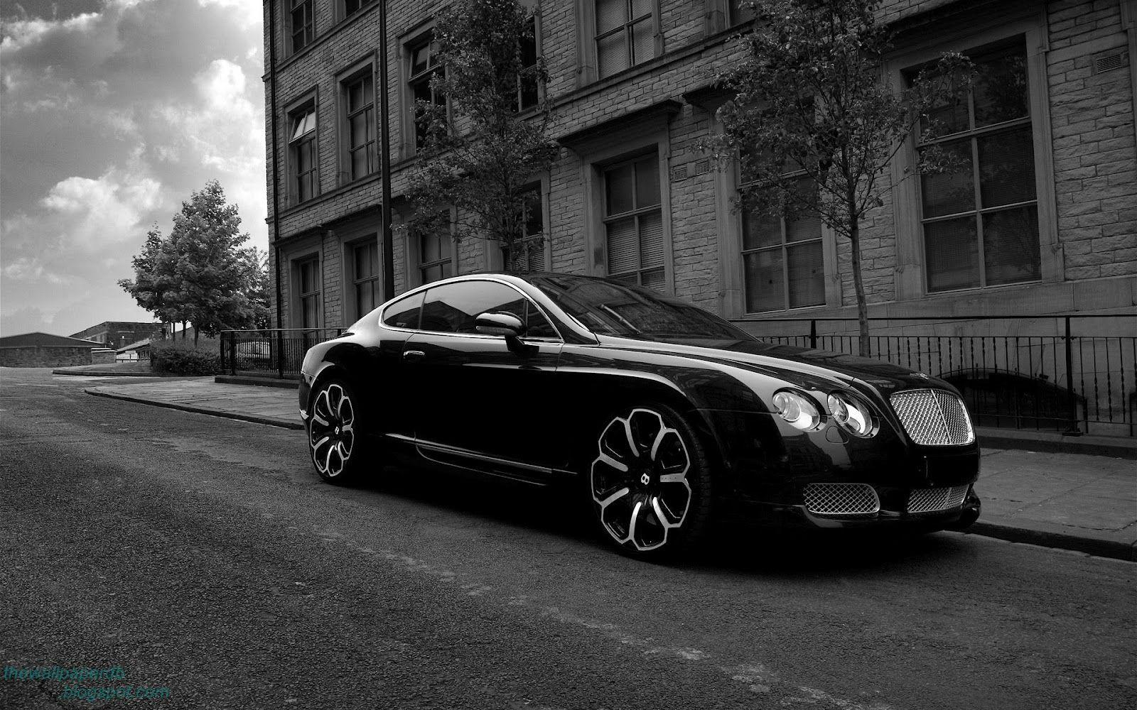 41+ Bentley Continental GT Wallpapers