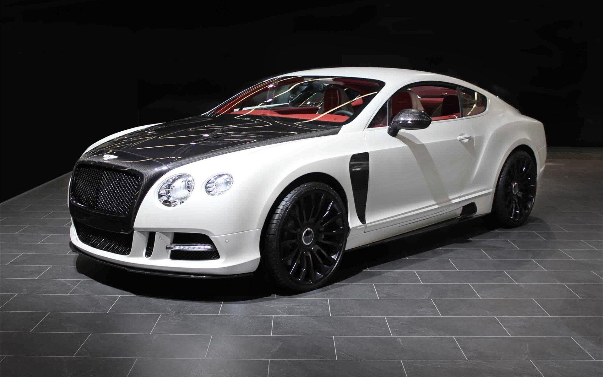 MANSORY Bentley Continental GT Wallpaper | HD Car Wallpapers