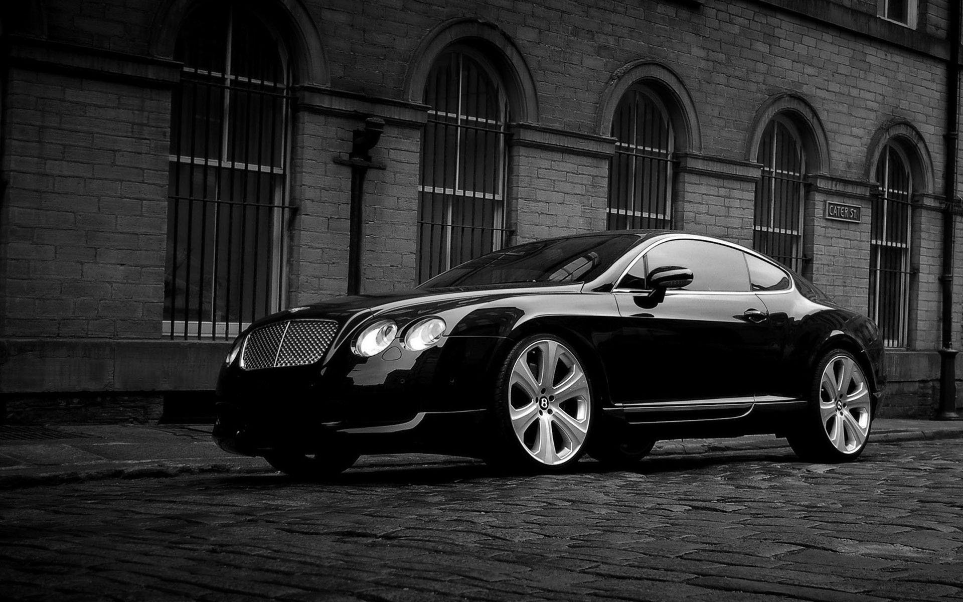 Bentley Continental Gt 465306 - WallDevil