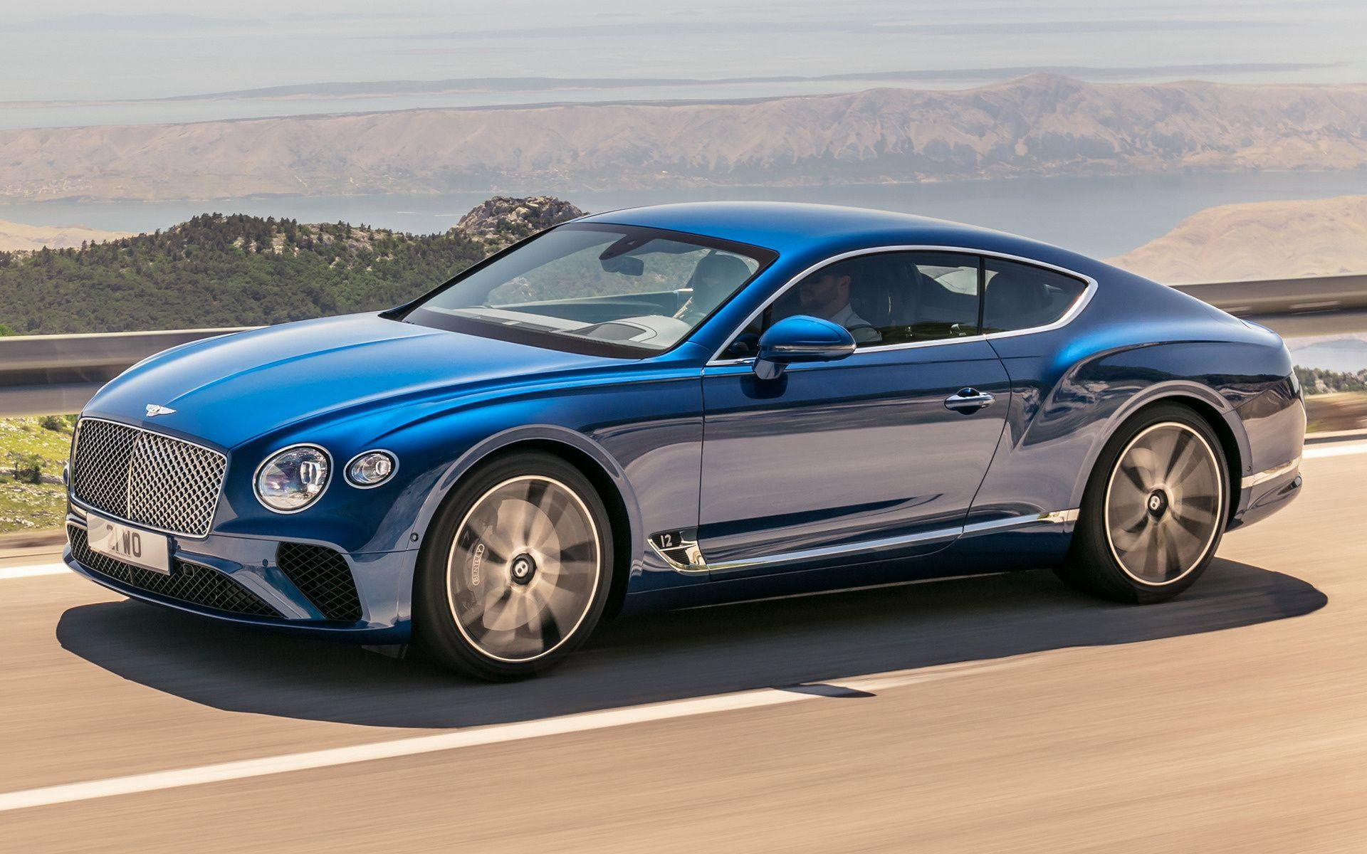 Bentley Continental GT (2018) Wallpapers and HD Images - Car Pixel