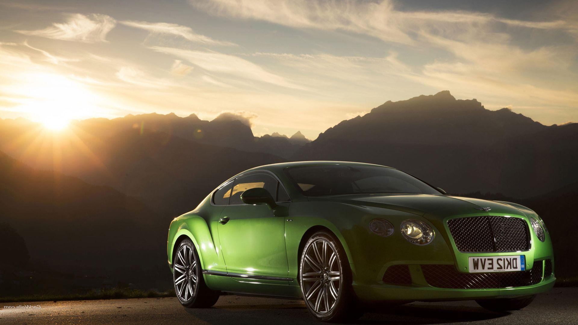 2013 Bentley Continental GT Speed 2 Wallpaper | HD Car Wallpapers
