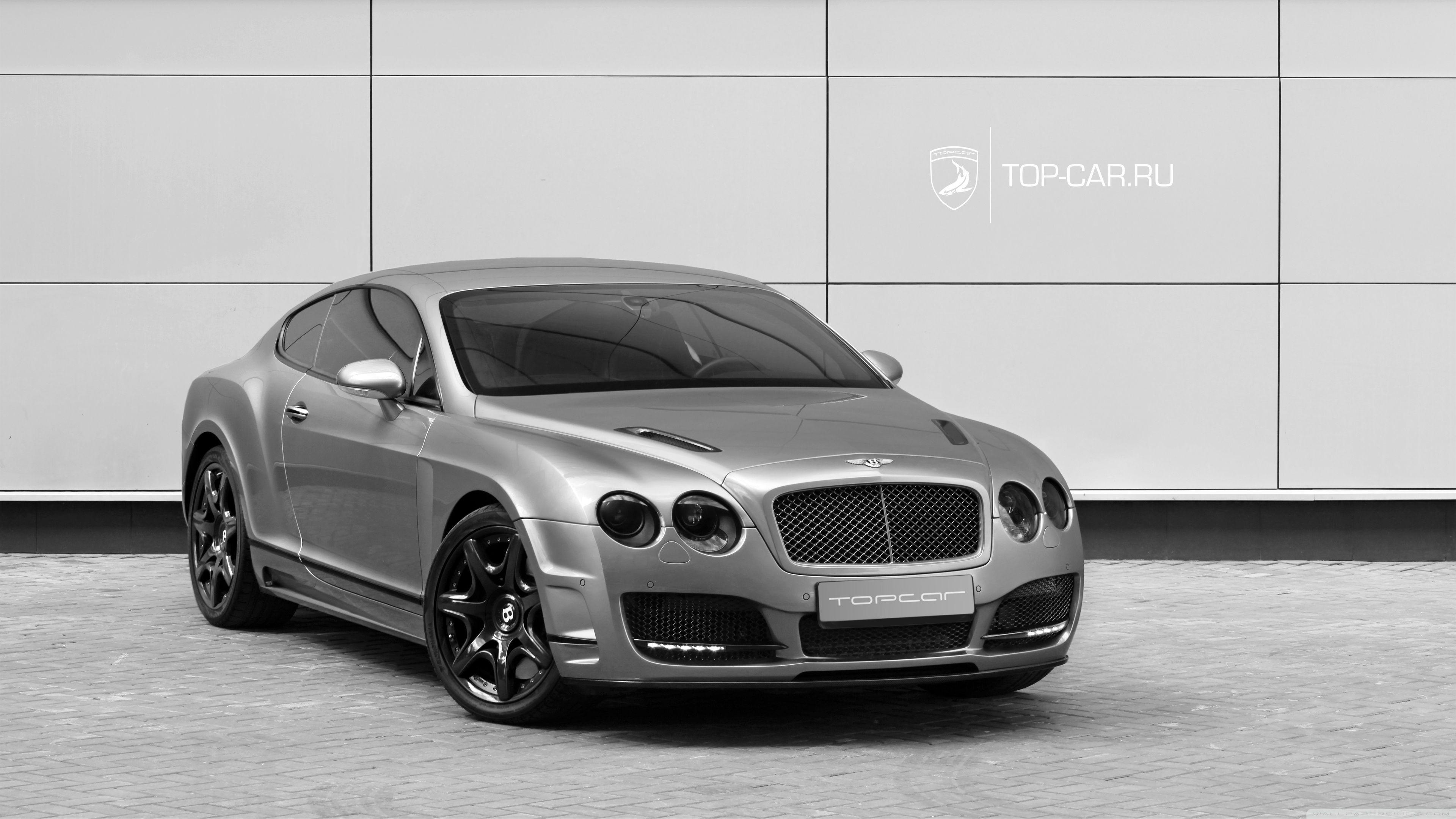 Bentley Continental GT Bullet ❤ 4K HD Desktop Wallpaper for 4K ...