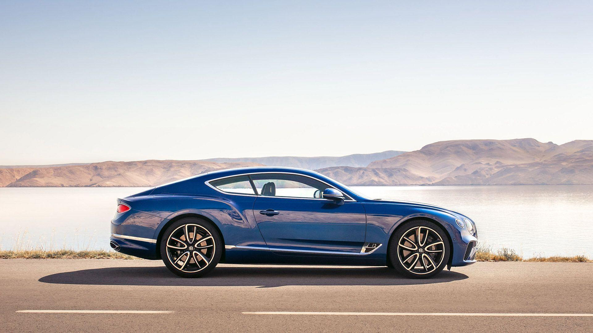 2018 Bentley Continental GT Wallpapers & HD Images - WSupercars