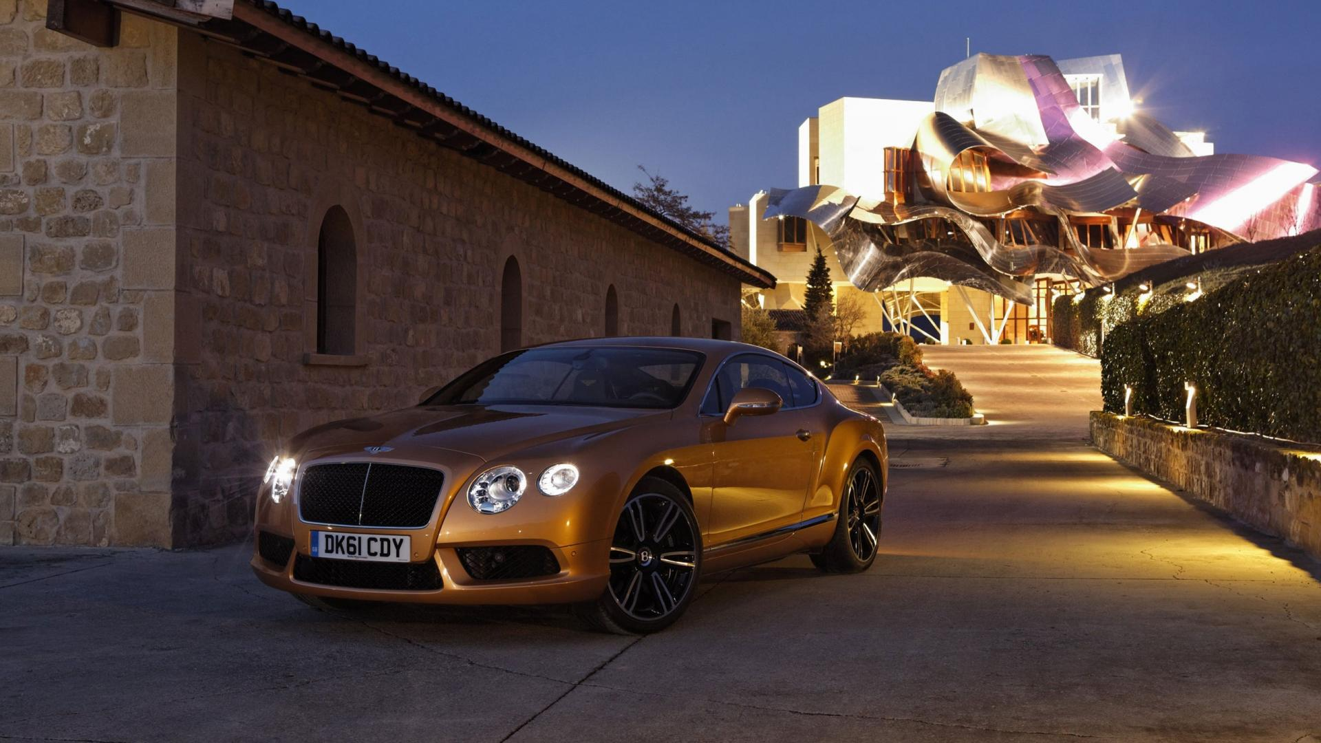 Bentley continental gt wallpaper | (1733)