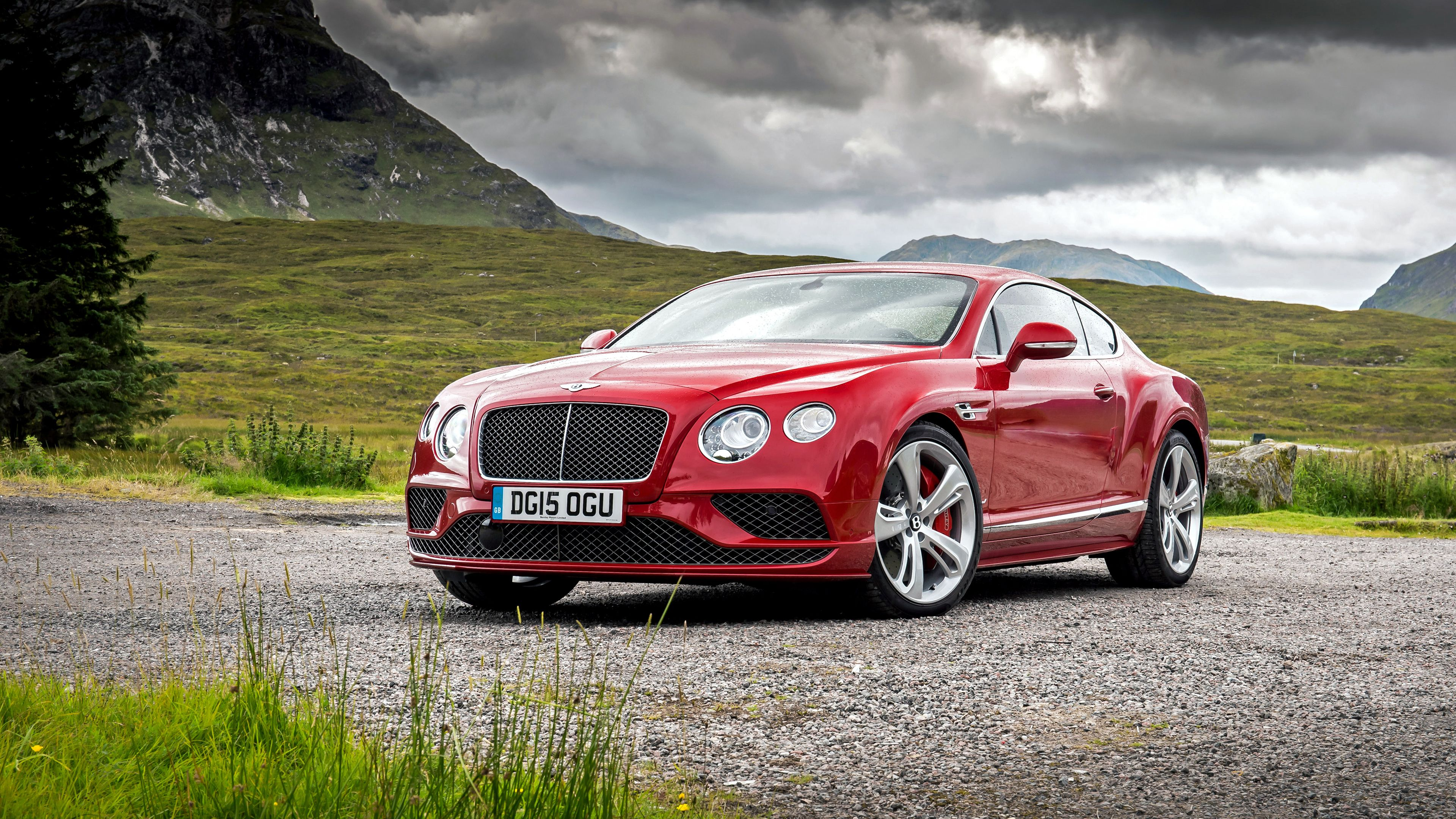 Bentley Continental GT 2015 Wallpaper | HD Car Wallpapers