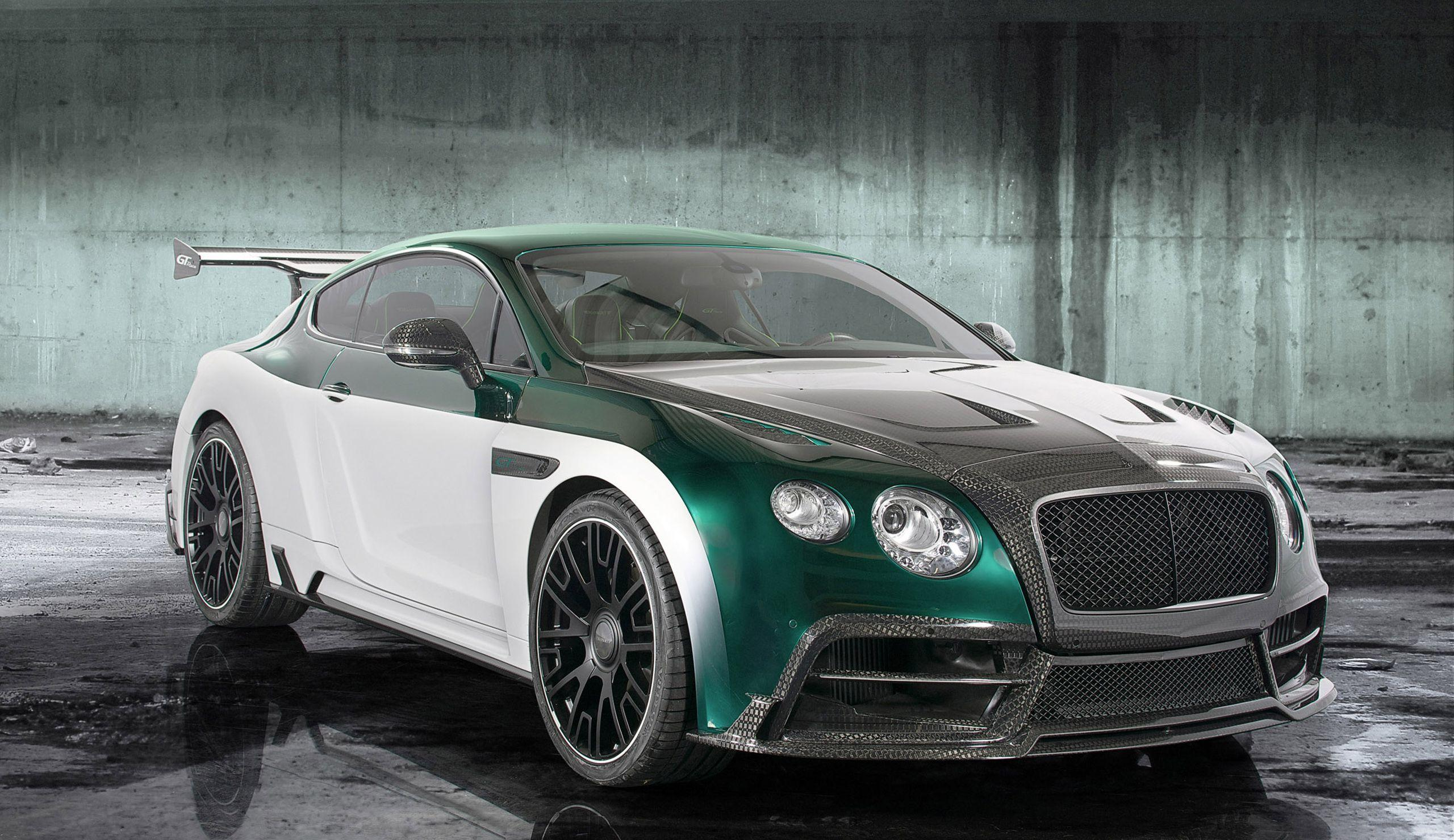 Mansory Bentley Continental GT (2015) hd wallpaper - Bentley ...